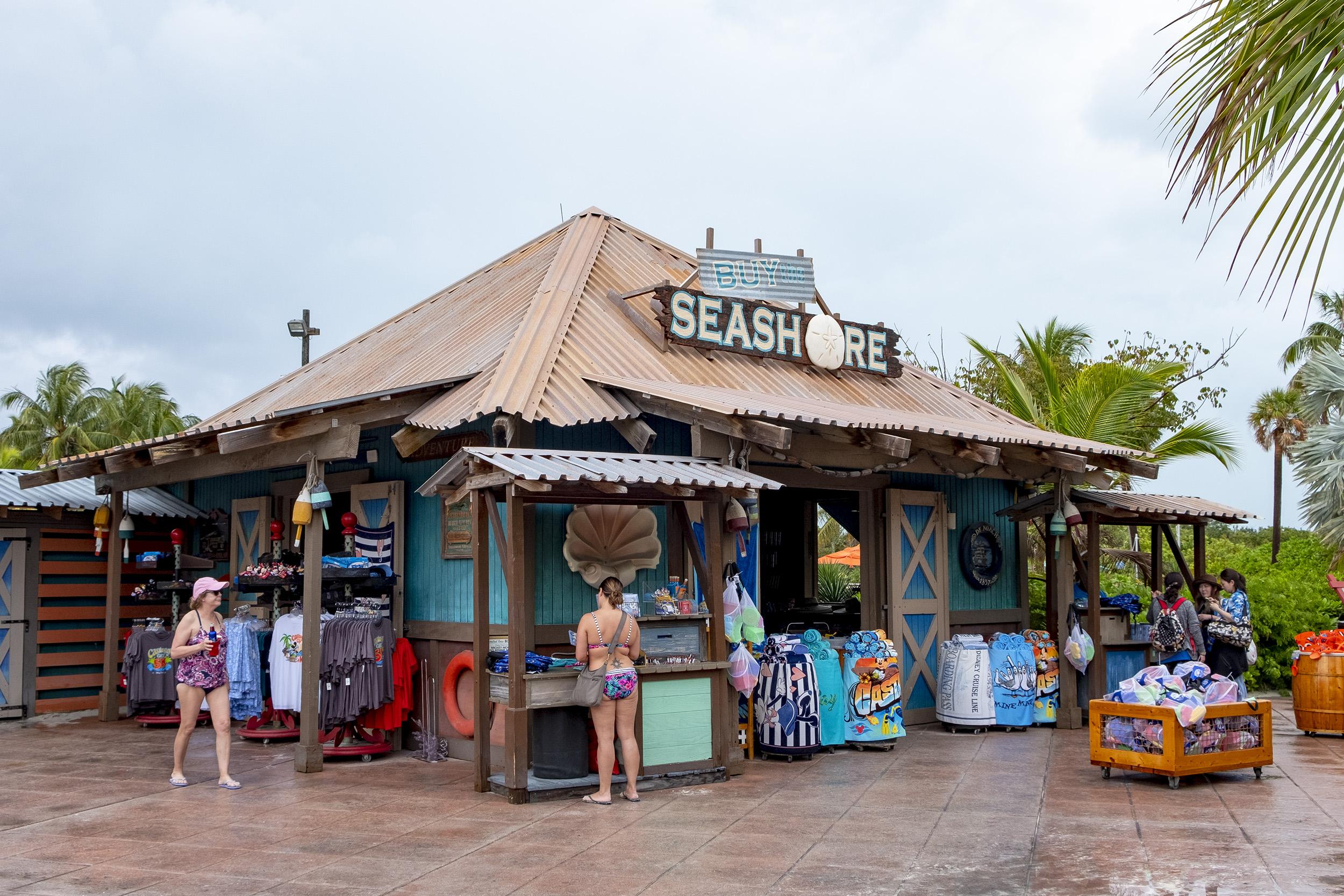 Castaway Cay Buy the Seashore