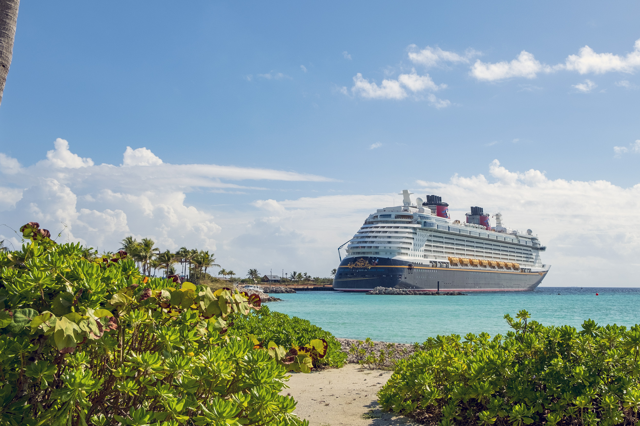 Disney Dream Castaway Cay Bahamas