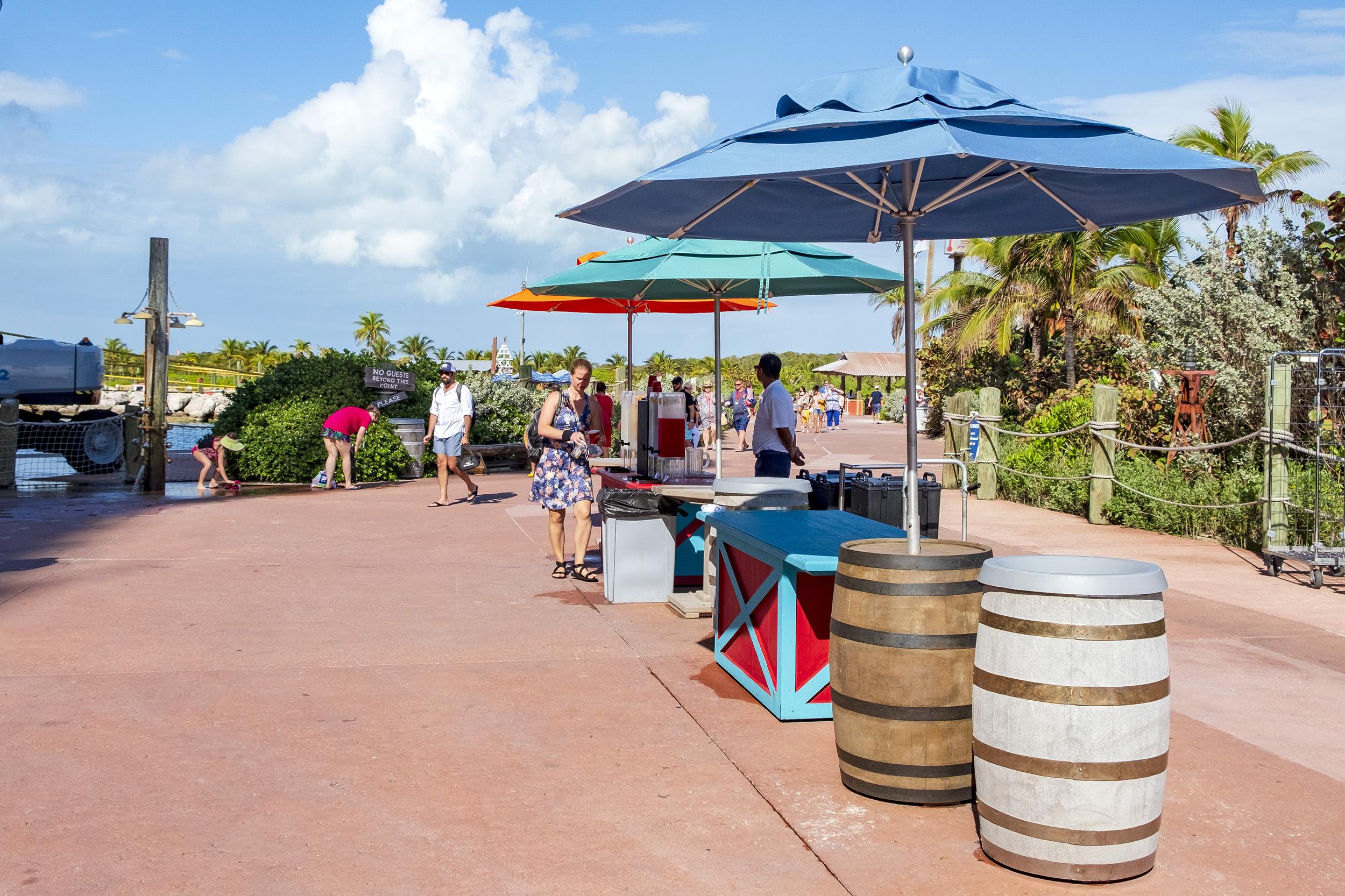 Castaway Cay Bahamas Disney Dream
