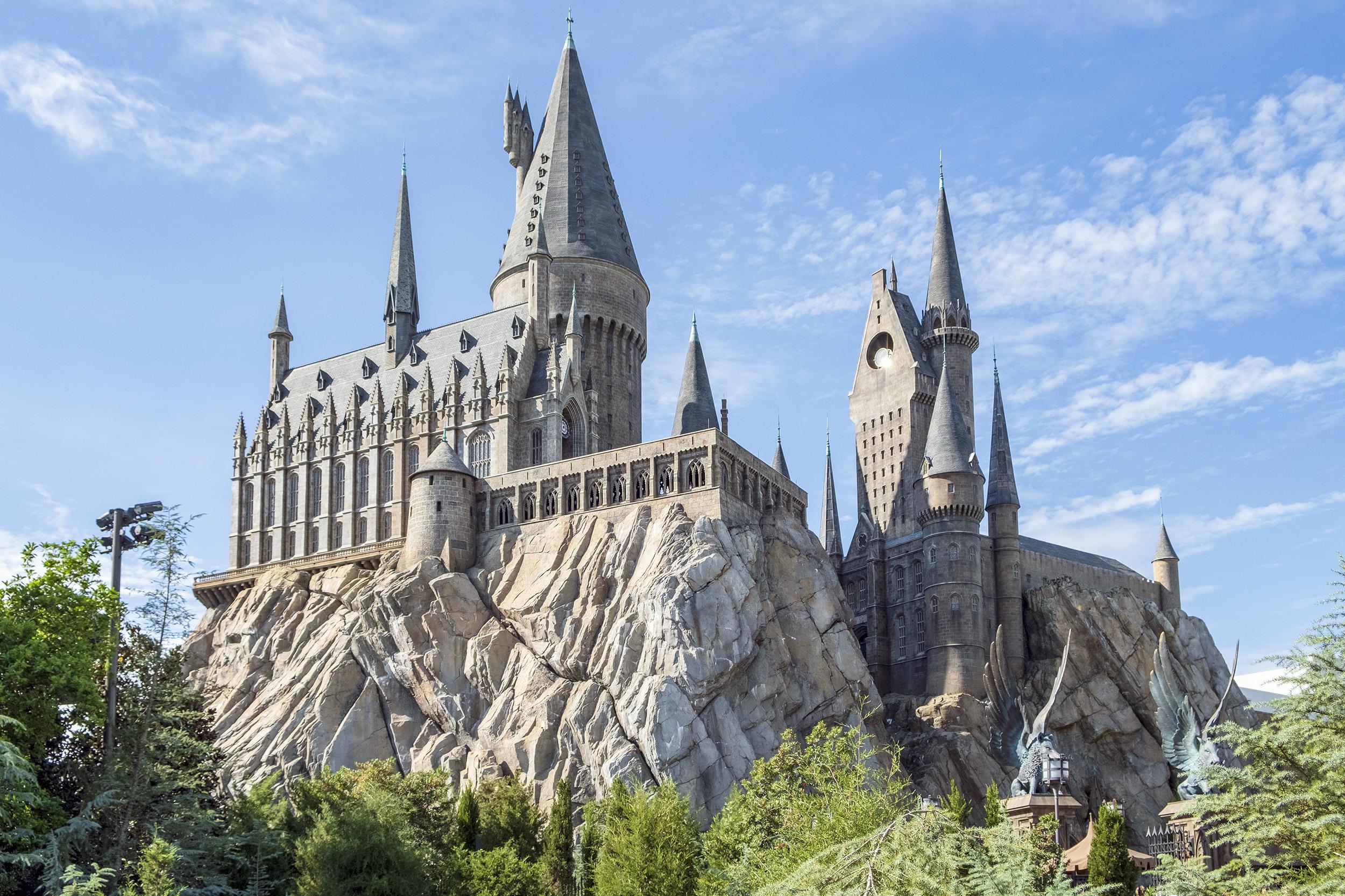 Hogwarts Castle The Wizarding World of Harry Potter Orlando