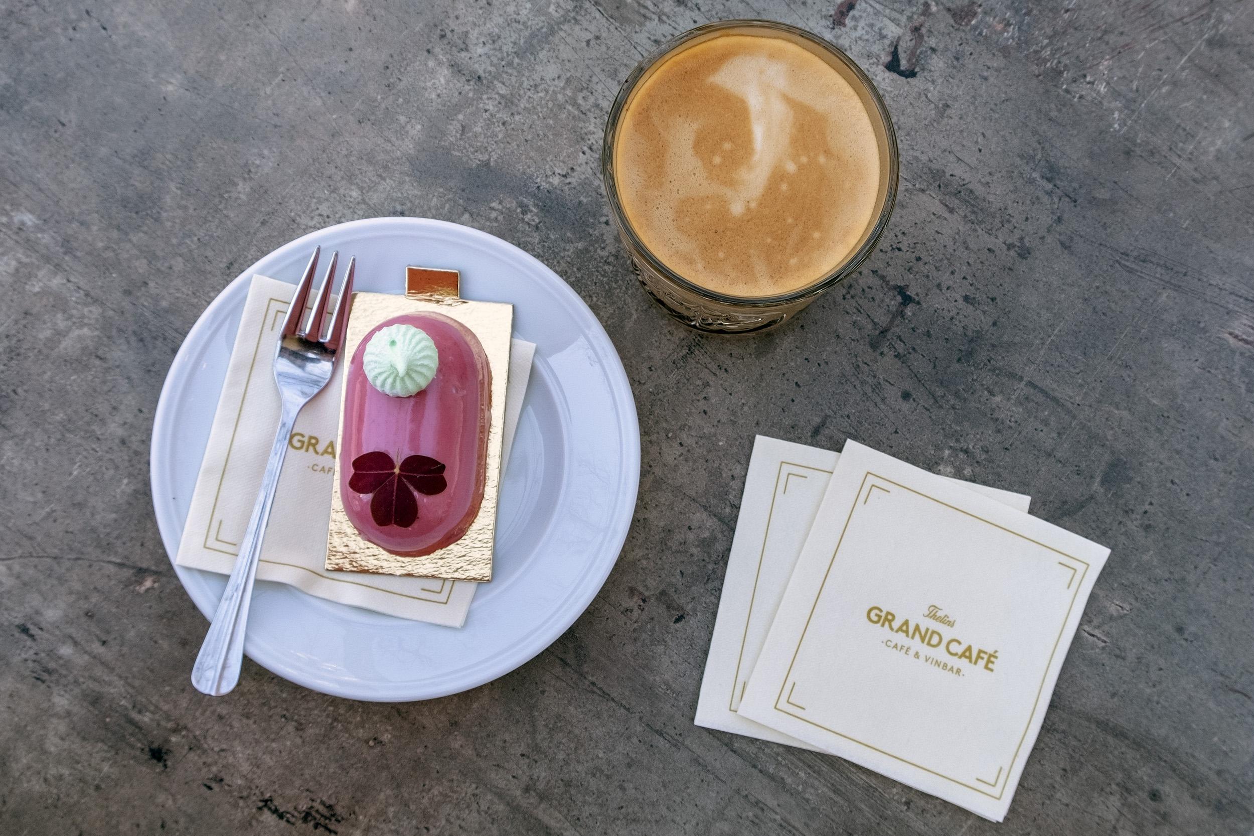 Thelins Grand Cafe Kungsträdgården Stockholm