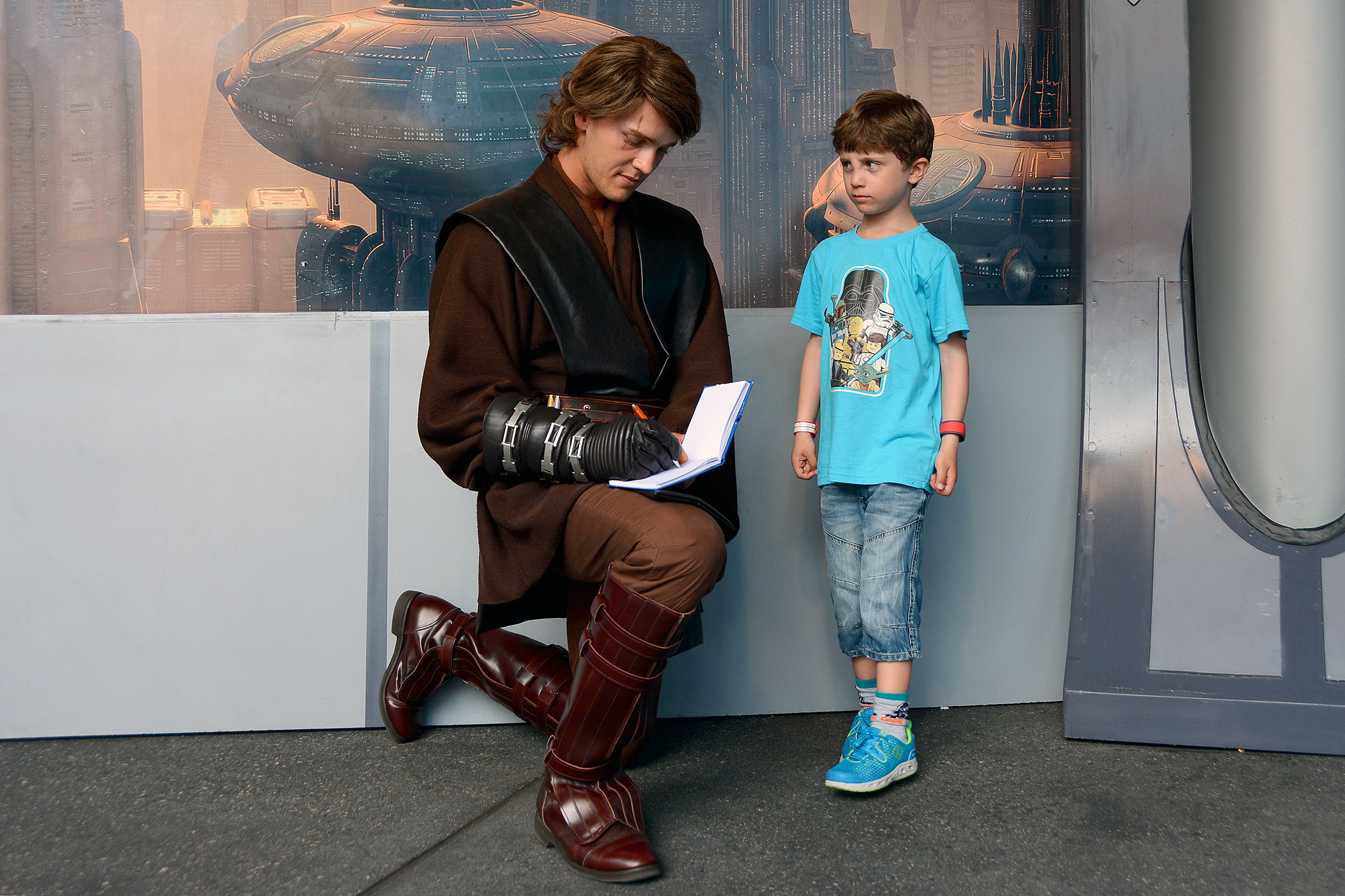 Anakin Skywalker Star wars-dagen