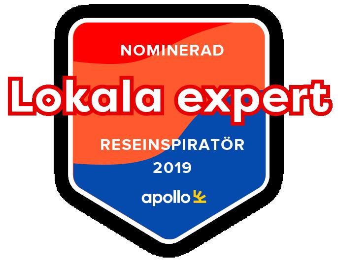 Apollo årets inspiratör lokala expert