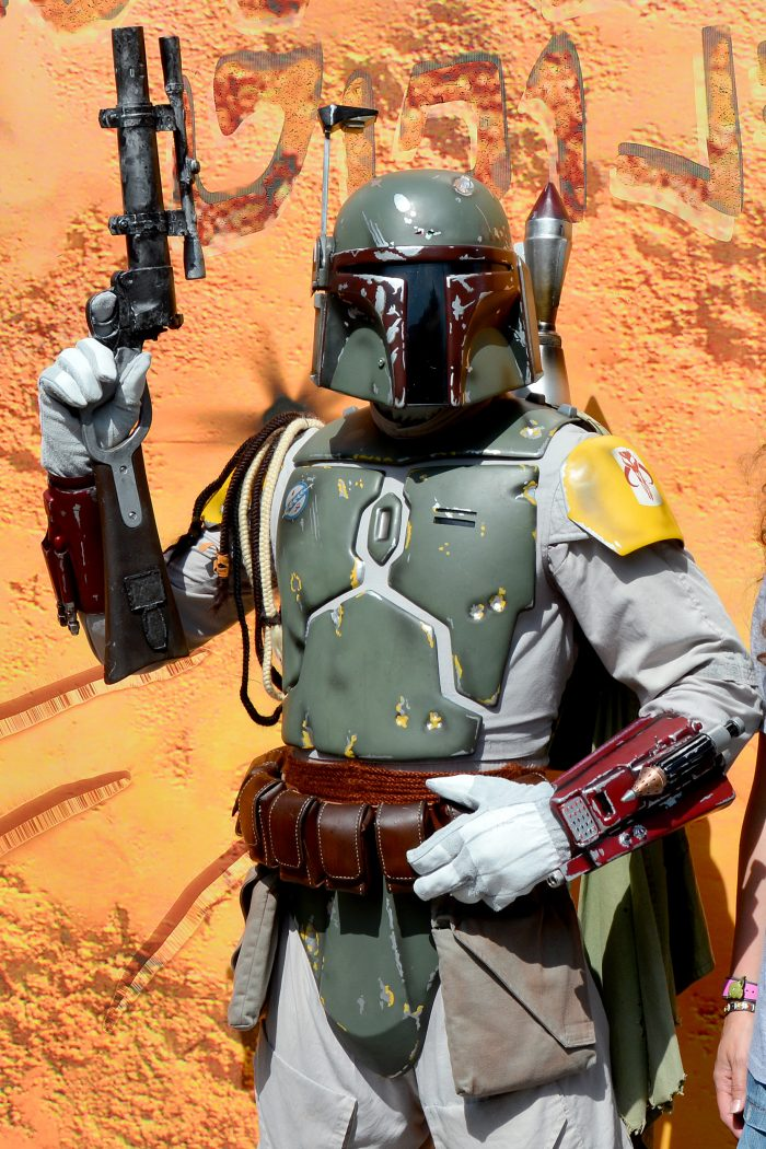Boba Fett Star Wars weekends