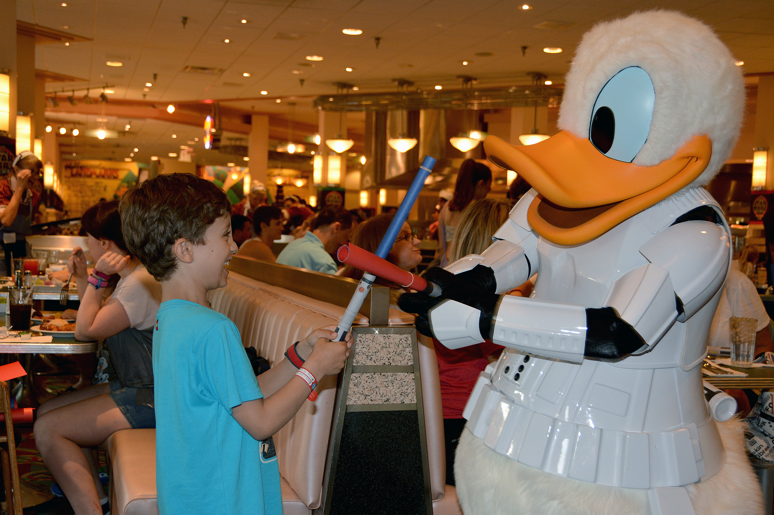 Stormtrooper Donald Duck