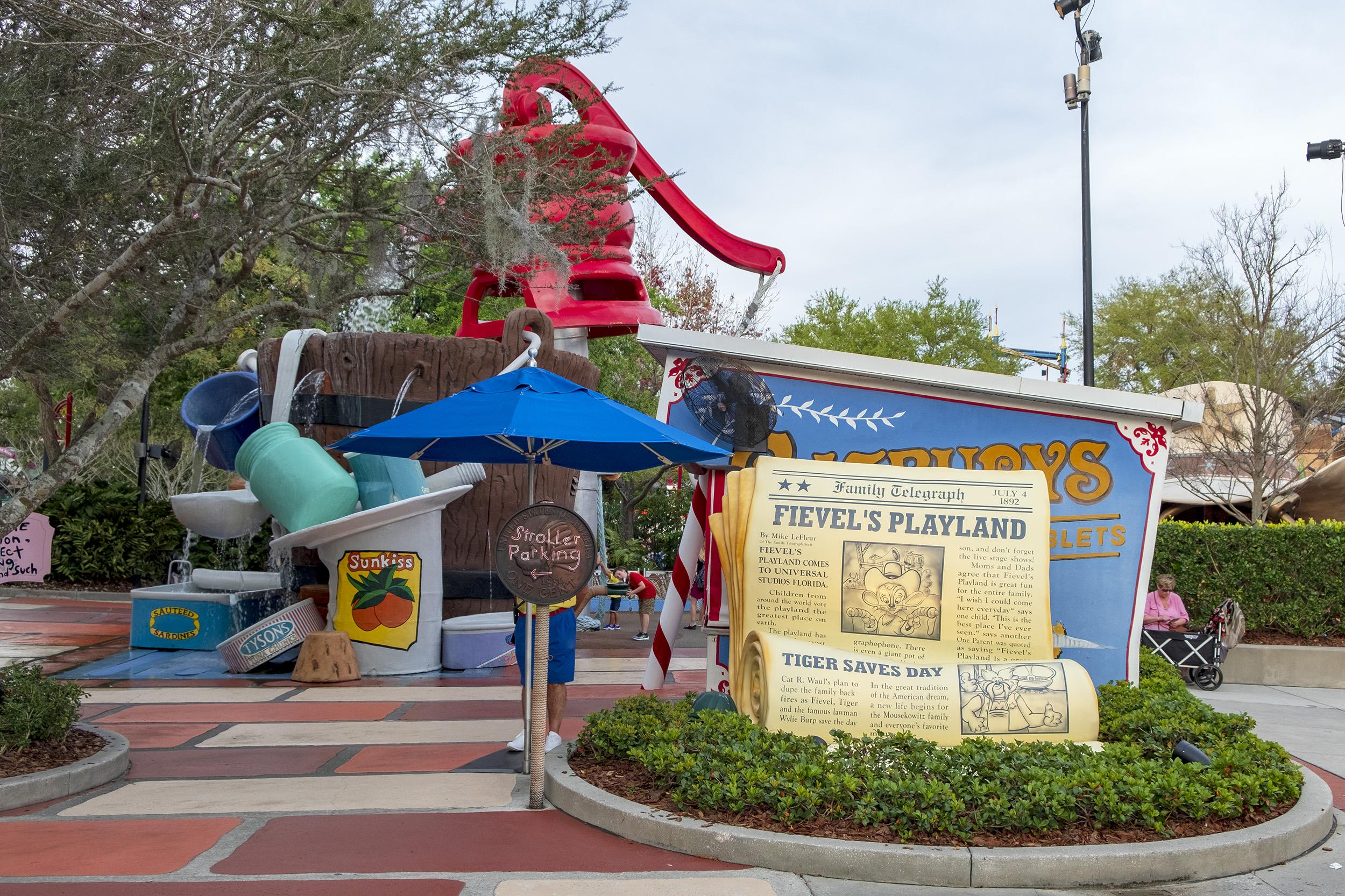 Fievel's Playland
