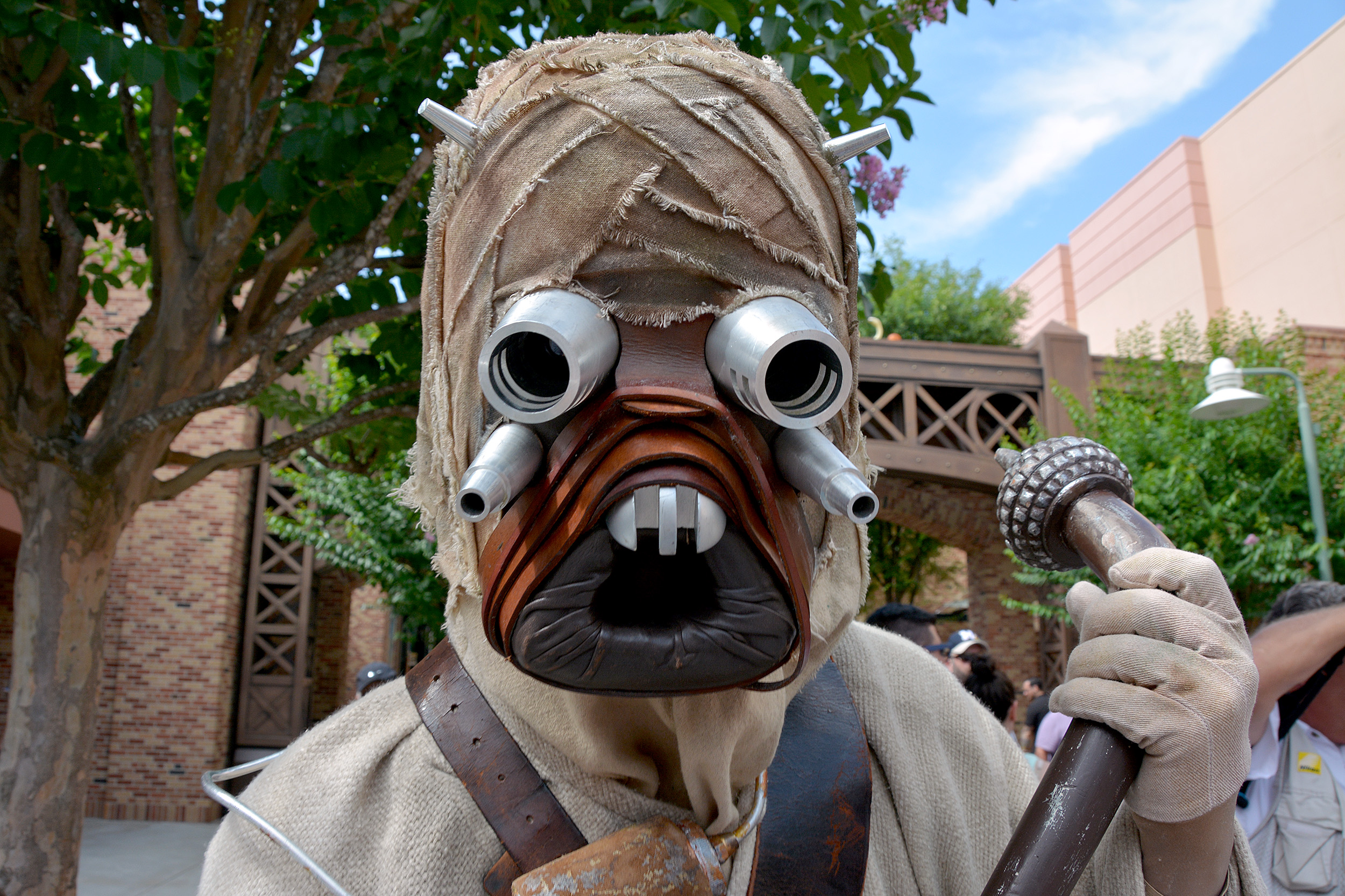 Tusken Raider Star Wars Weekends