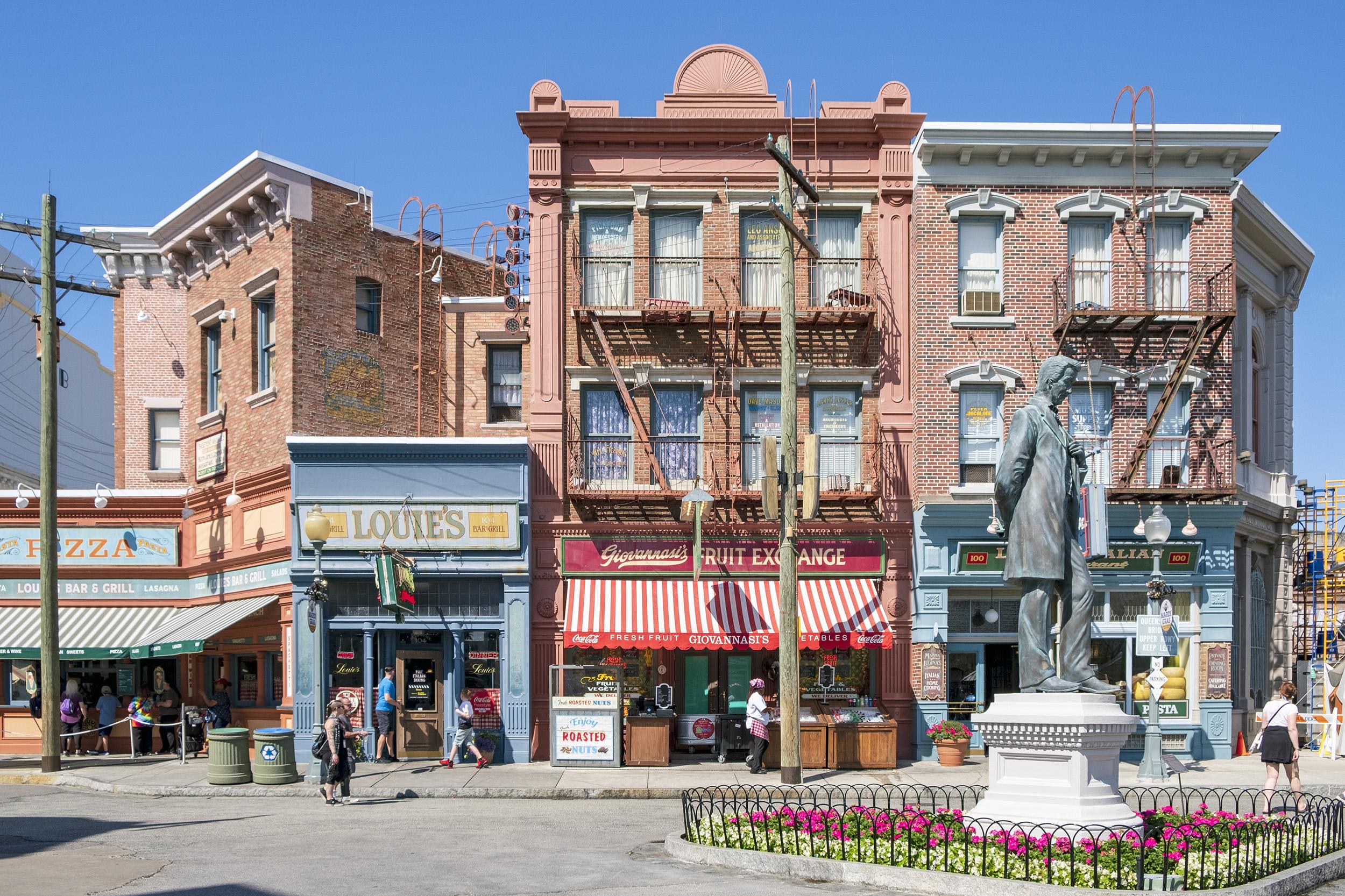 New York Universal Studios Florida