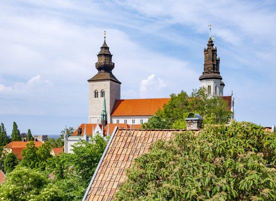 Visby domkyrka Gotland