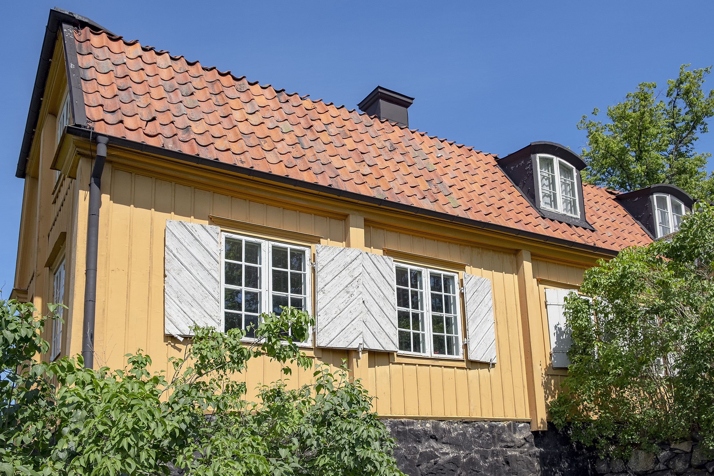 Prins Eugens Waldemarsudde Gamla huset