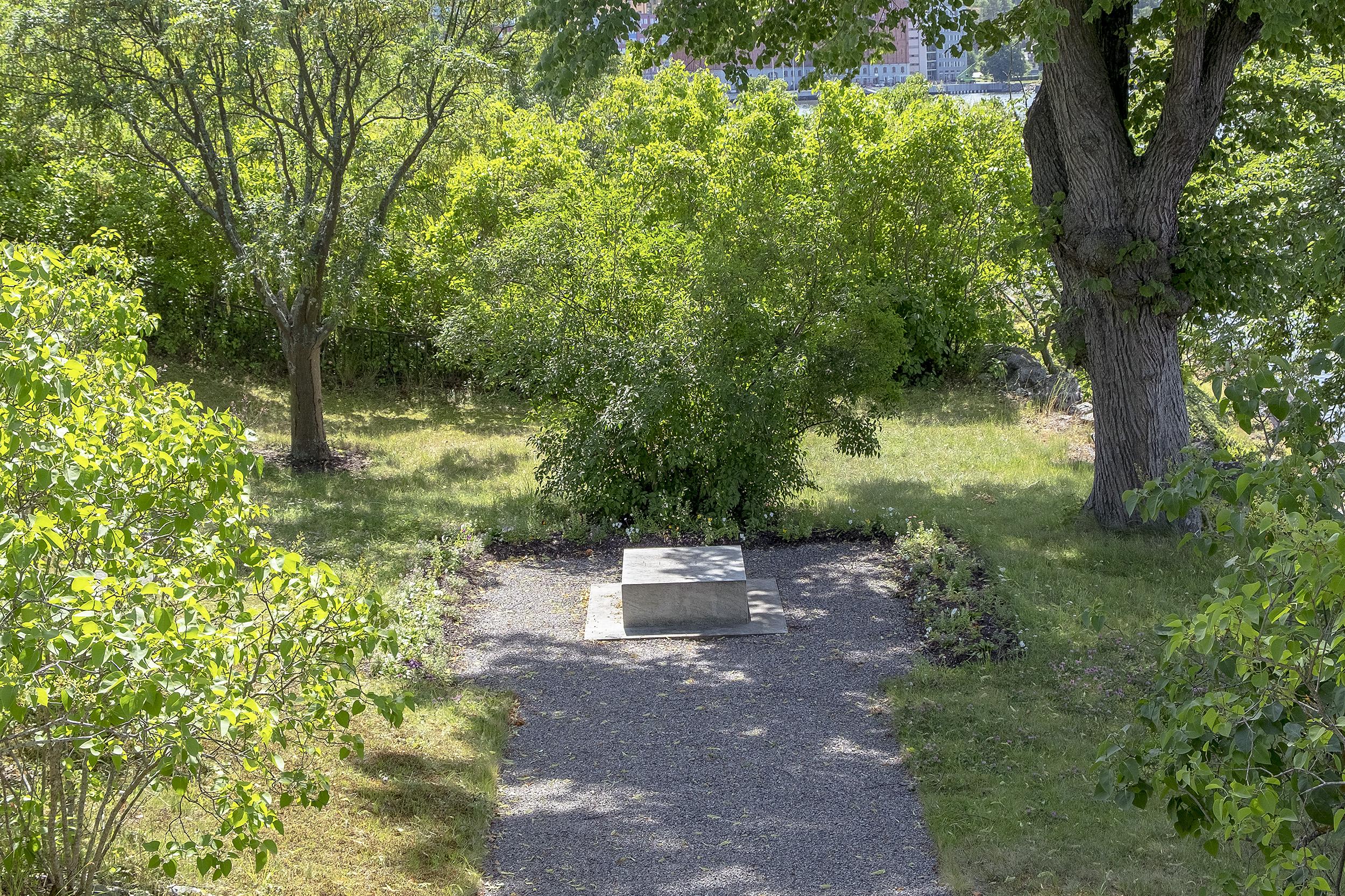 Prins Eugens grav