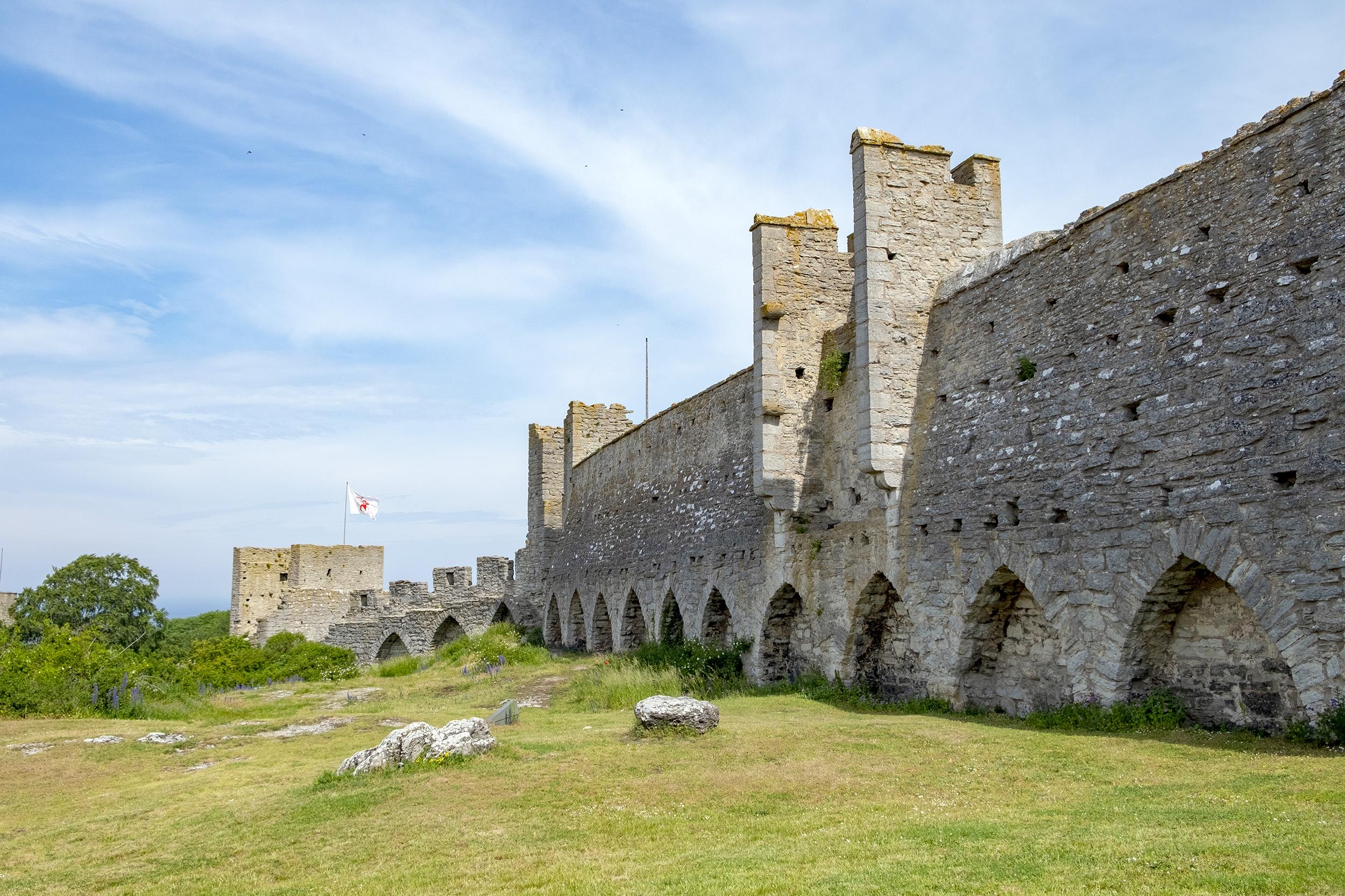 Visby ringmur Gotland