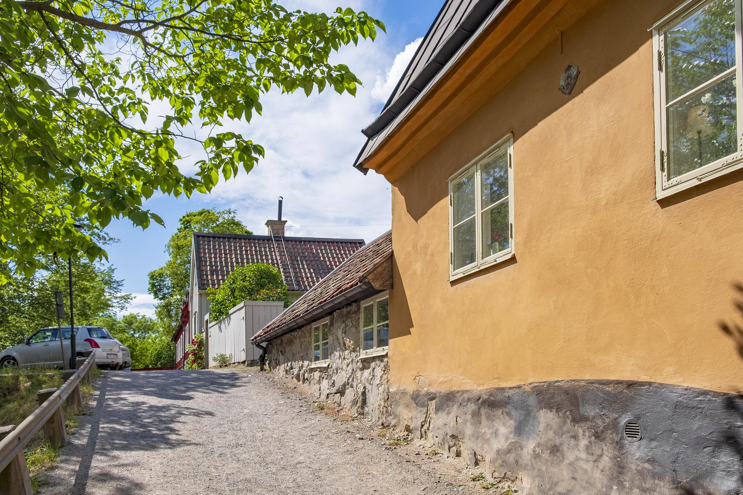 Gamla Lundagatan 8 Södermalm