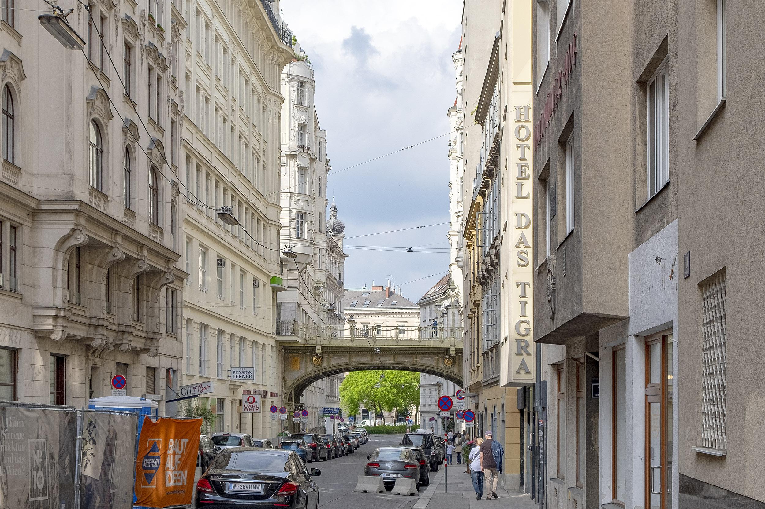 Hotel Das Tigra Wien Österrike