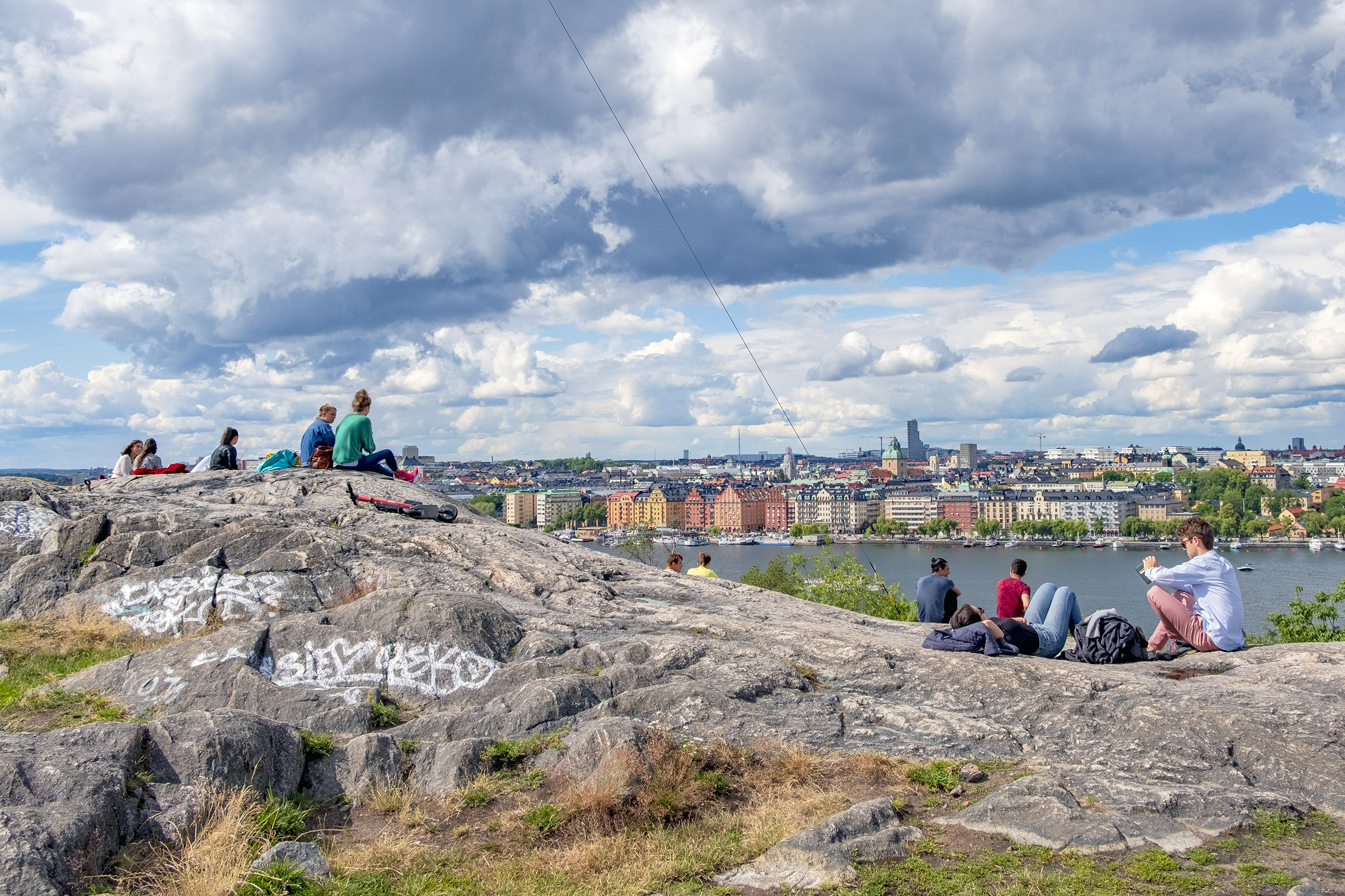 Skinnarviksberget, Södermalm, Stockholm
