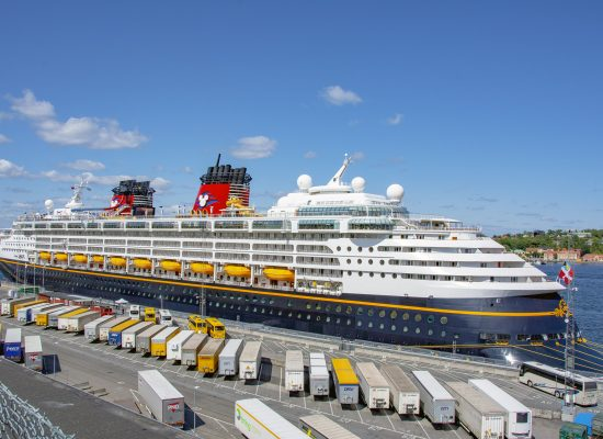 Disney Magic Stockholm August 2019