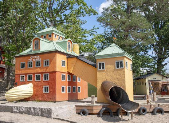 Lilla Kvarnholmen lekplats