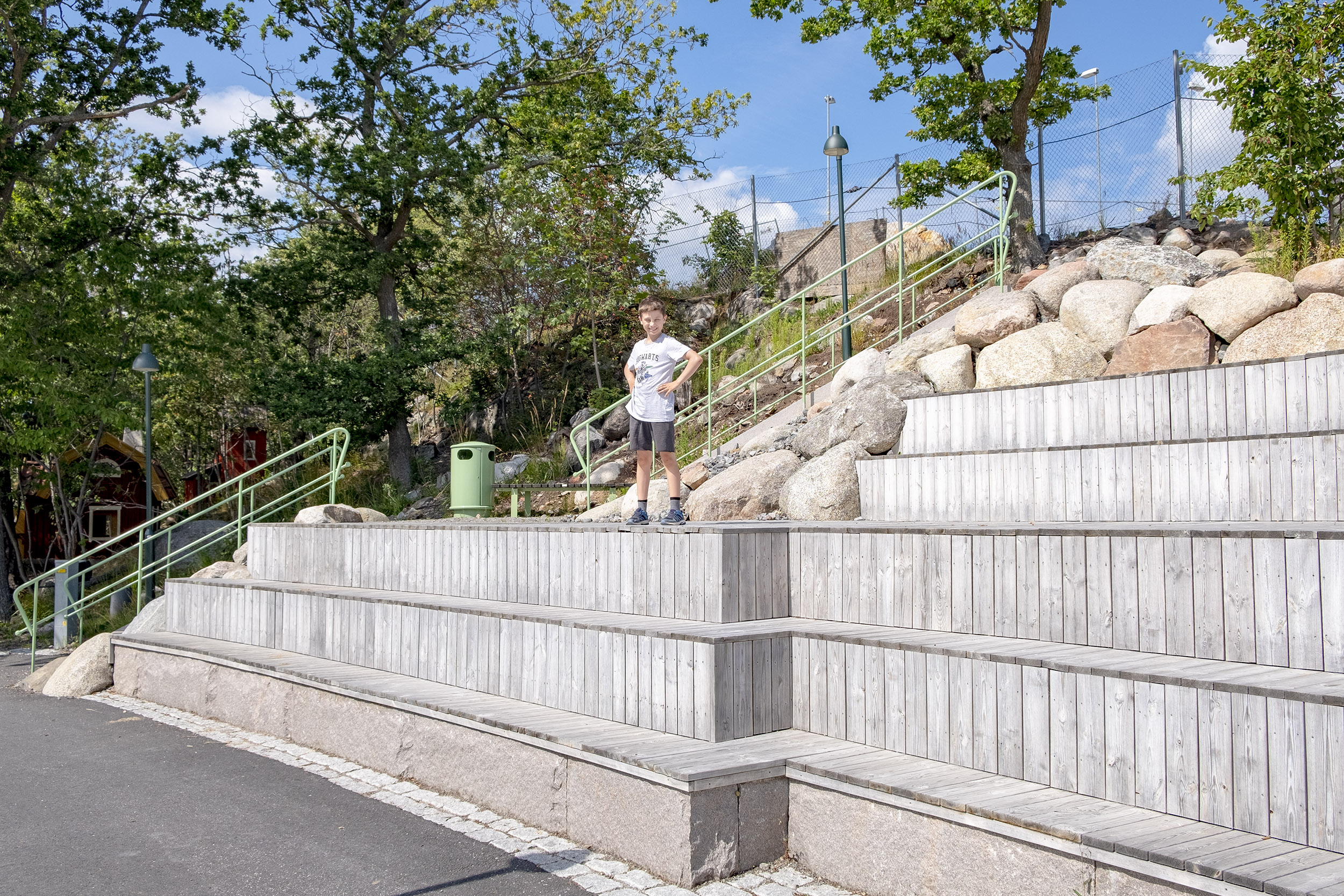 Amfiteater Kvarnholmen