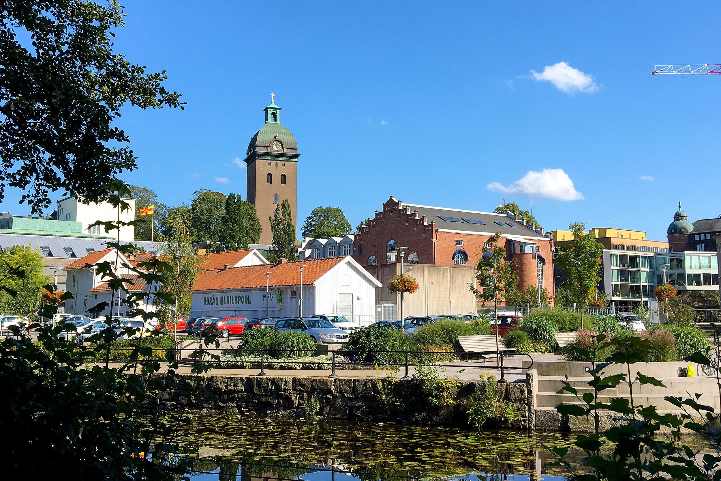 Caroli kyrka borås