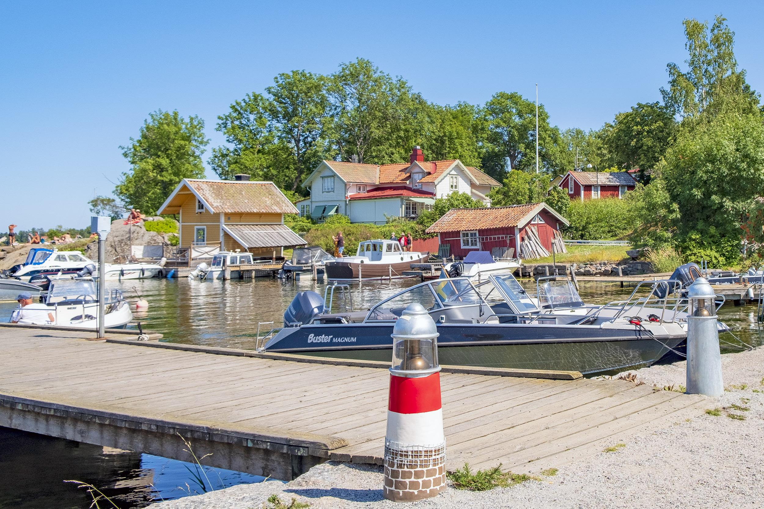 Vaxholm Tillbakablick på 2019