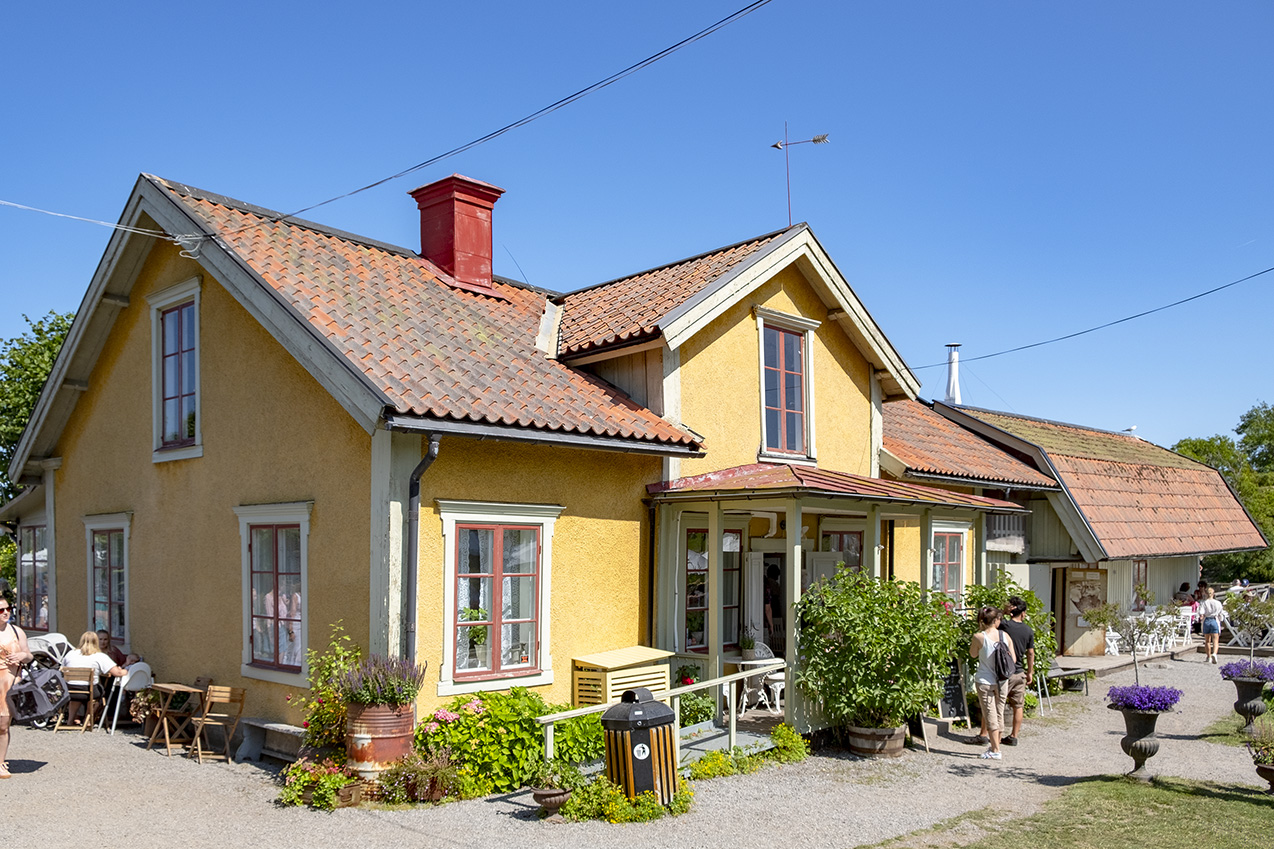 Vaxholm hembygdsgård