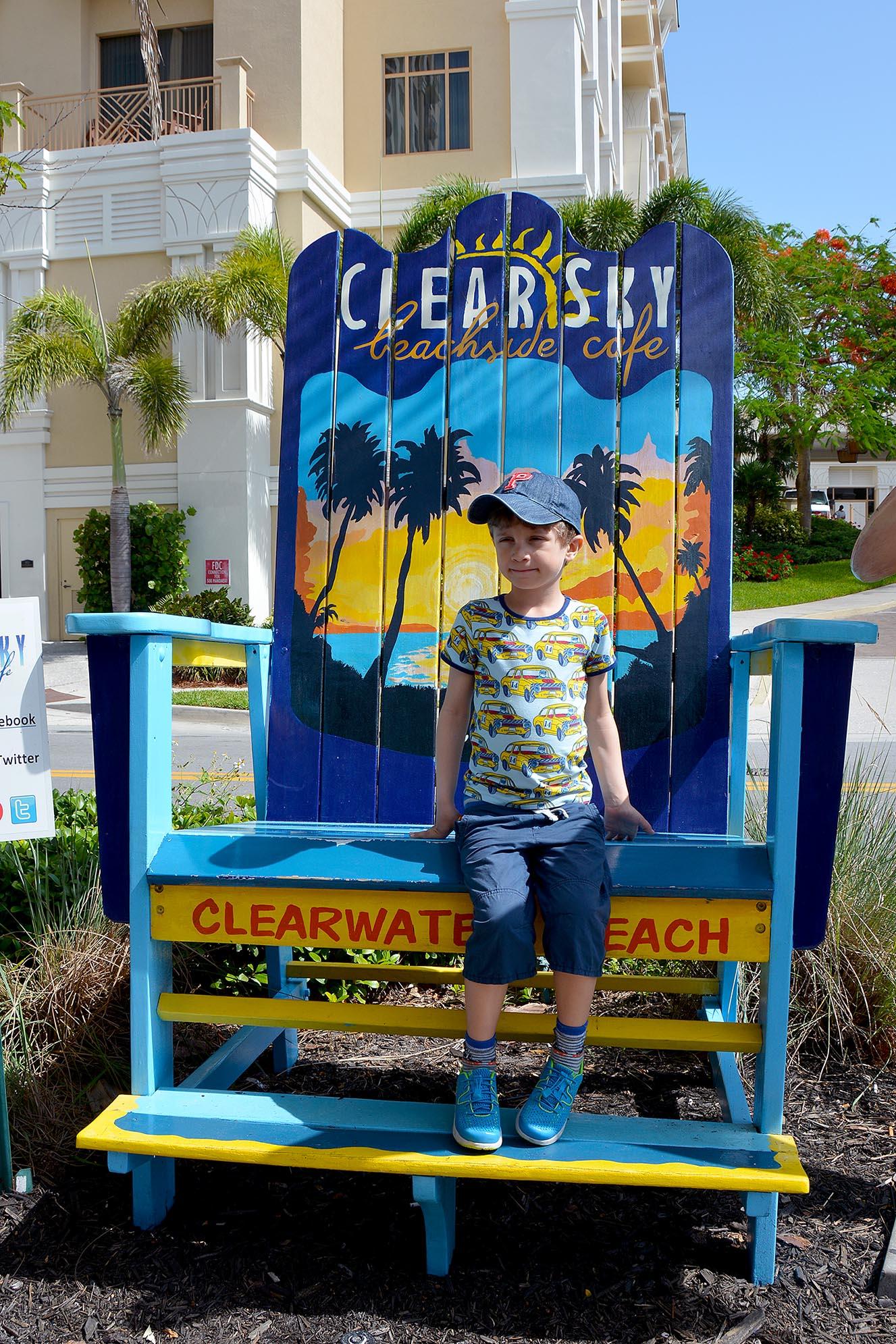 Clear Sky Beachside Cafe