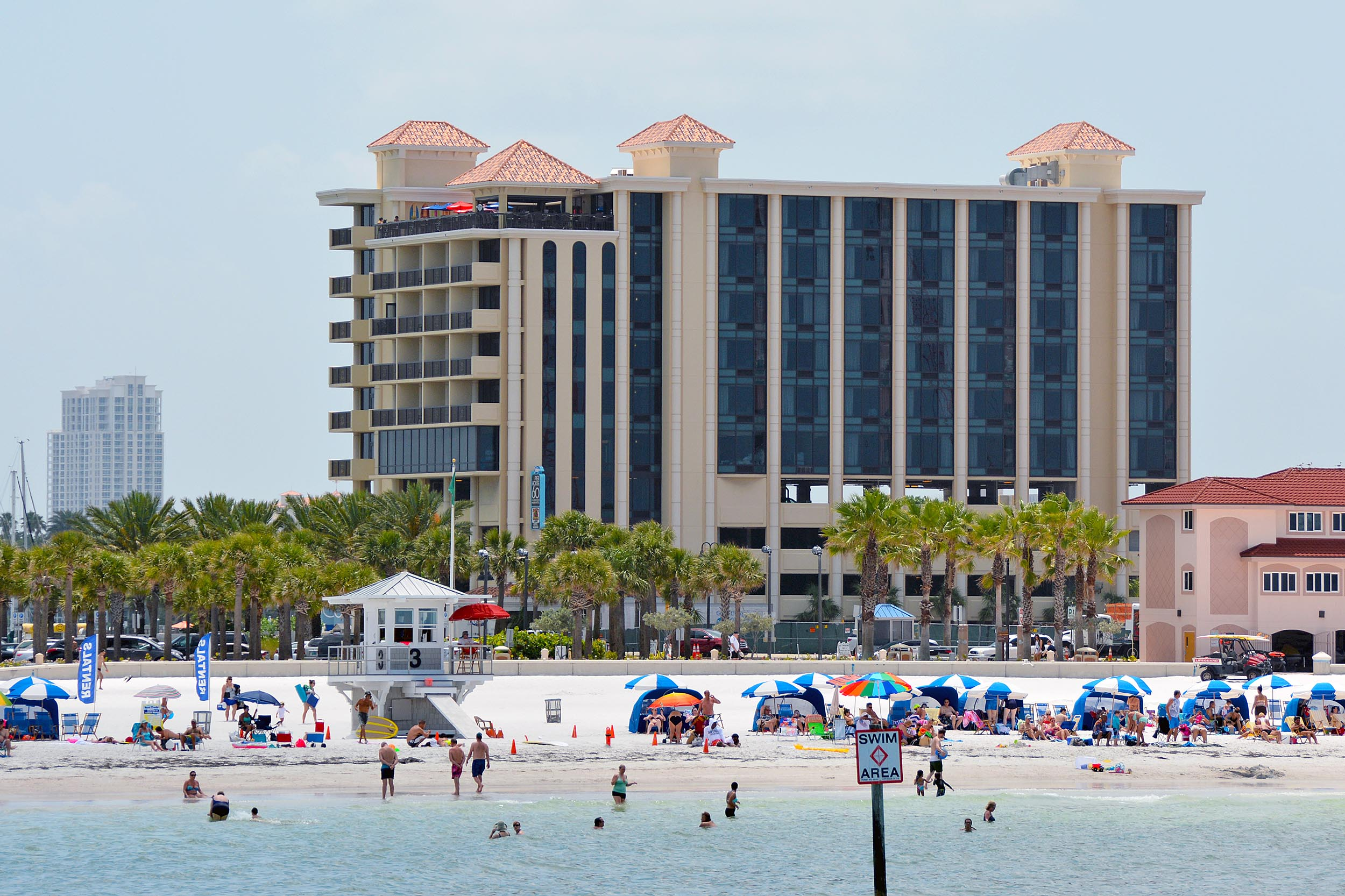 Pier House 60 Marina Hotel Clearwater beach Florida