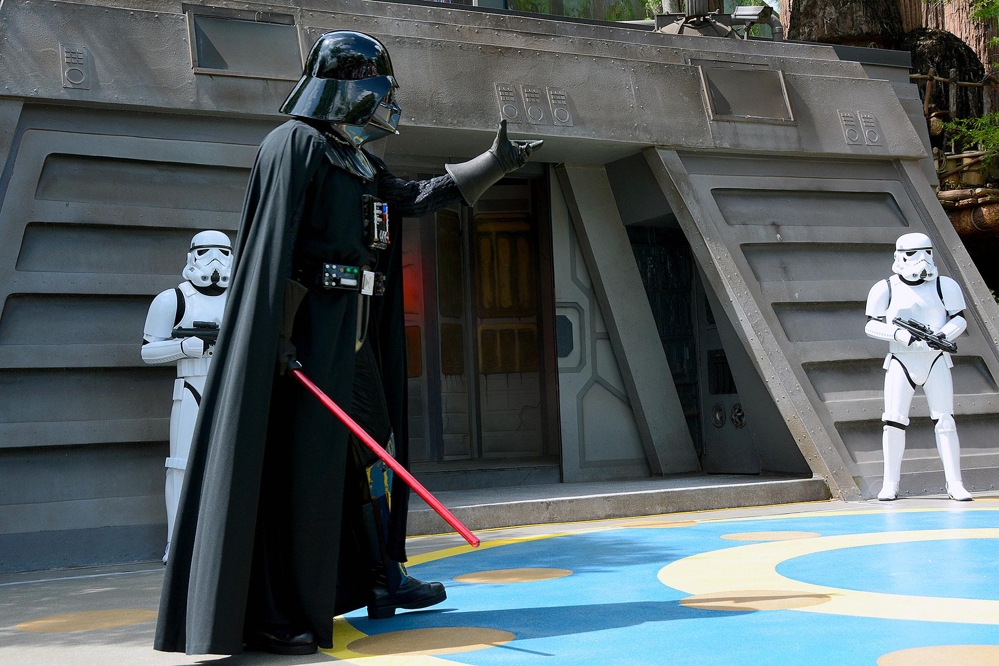 Darth Vader Jediträning
