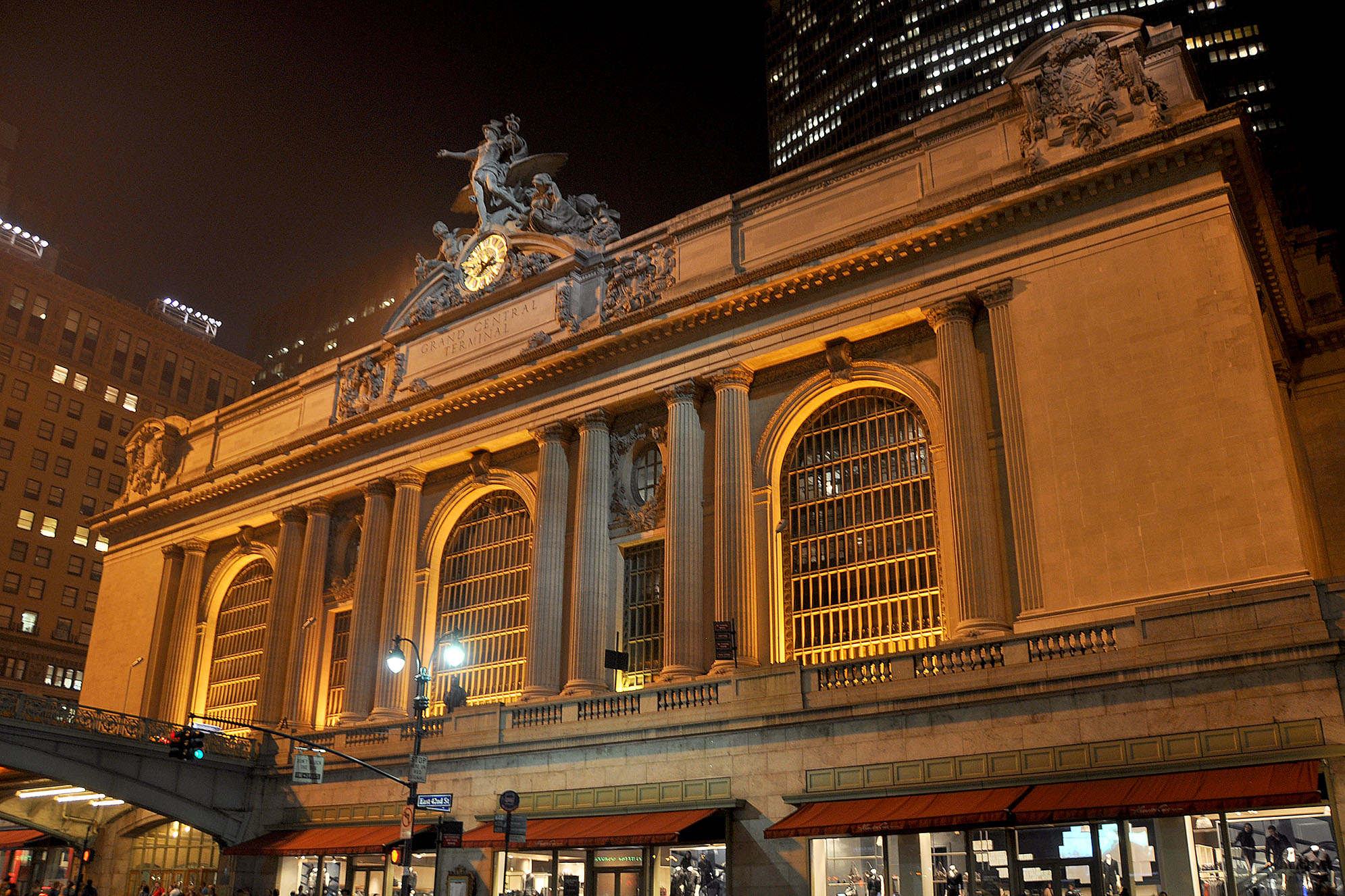 Grand Central Terminal New York Amtrak