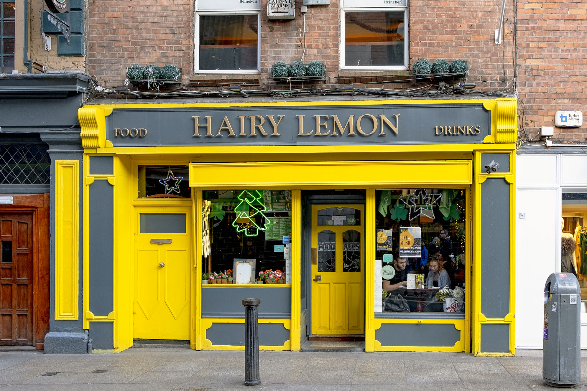 Hairy Lemon Dublin