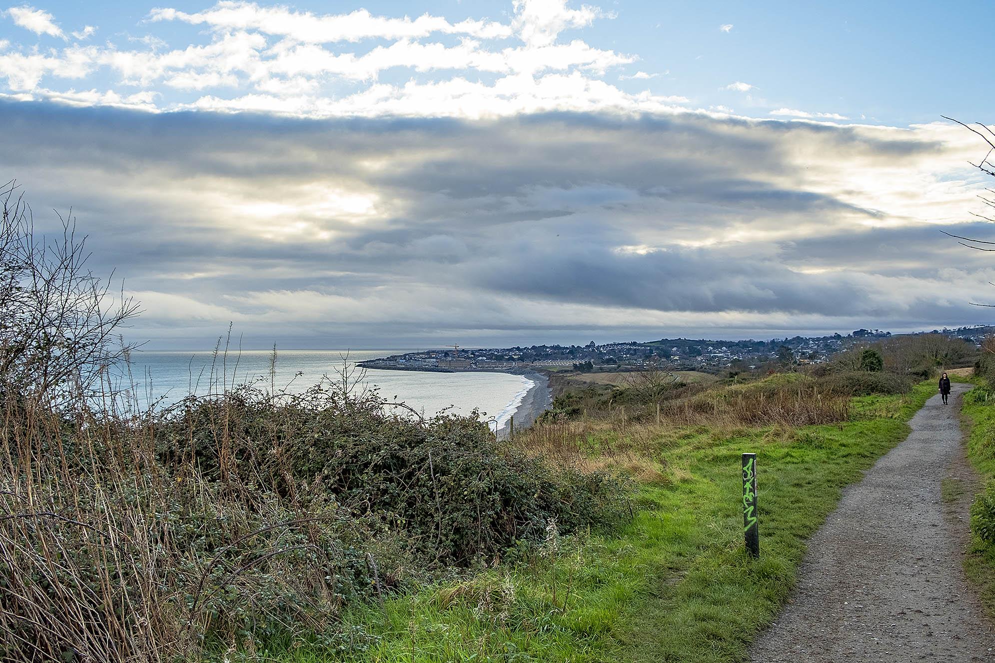 The Cliff Walk Greystones