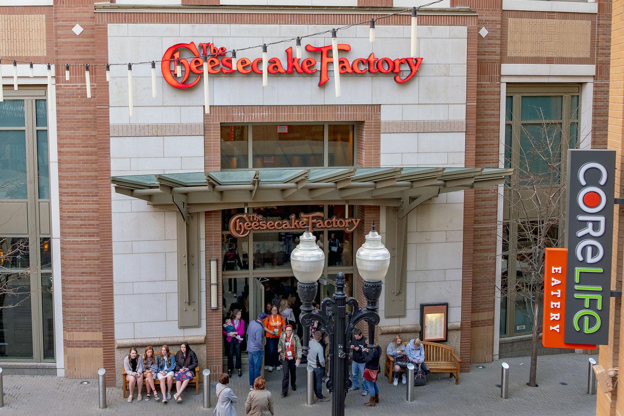 The Cheesecake Factory Salt Lake City