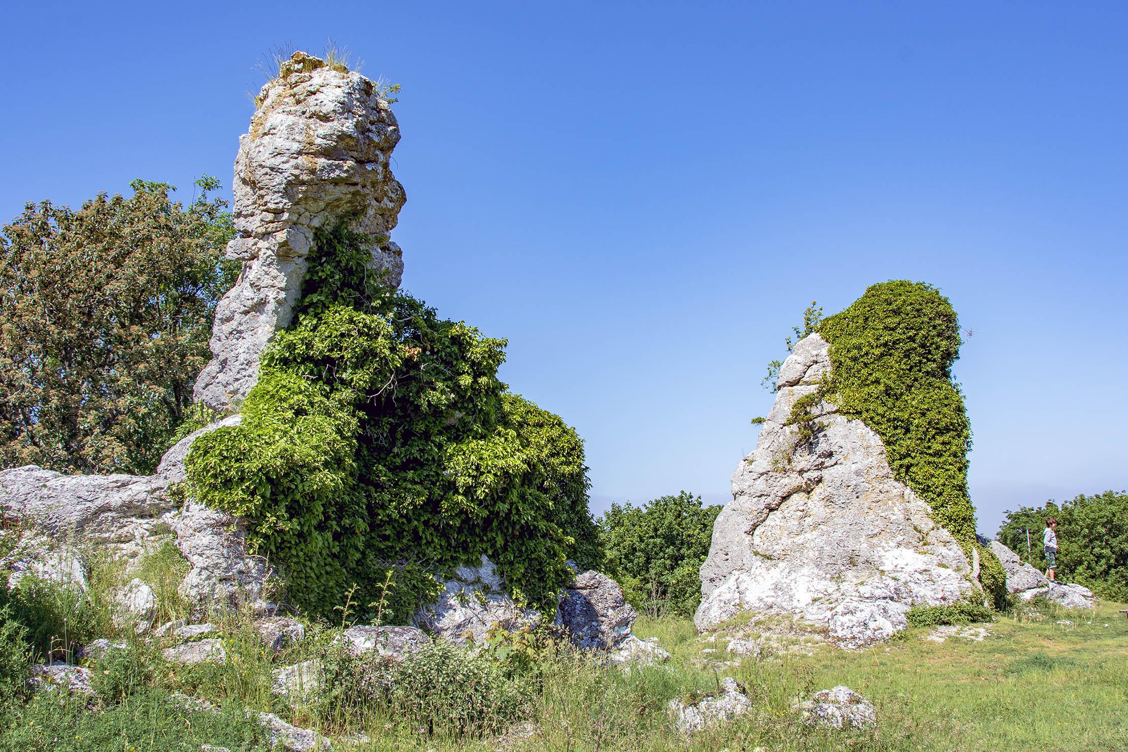 Raukar Lickershamn Gotland