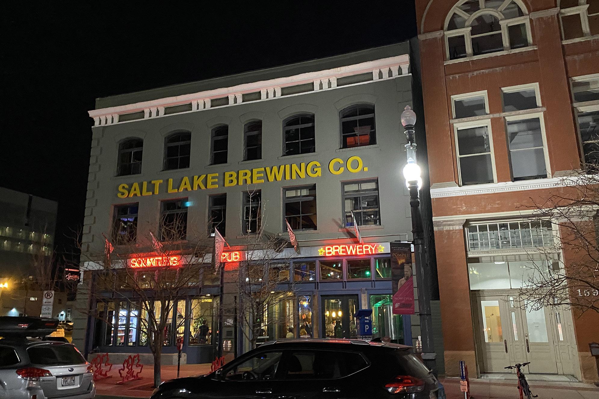 Squatters Pub Salt Lake City
