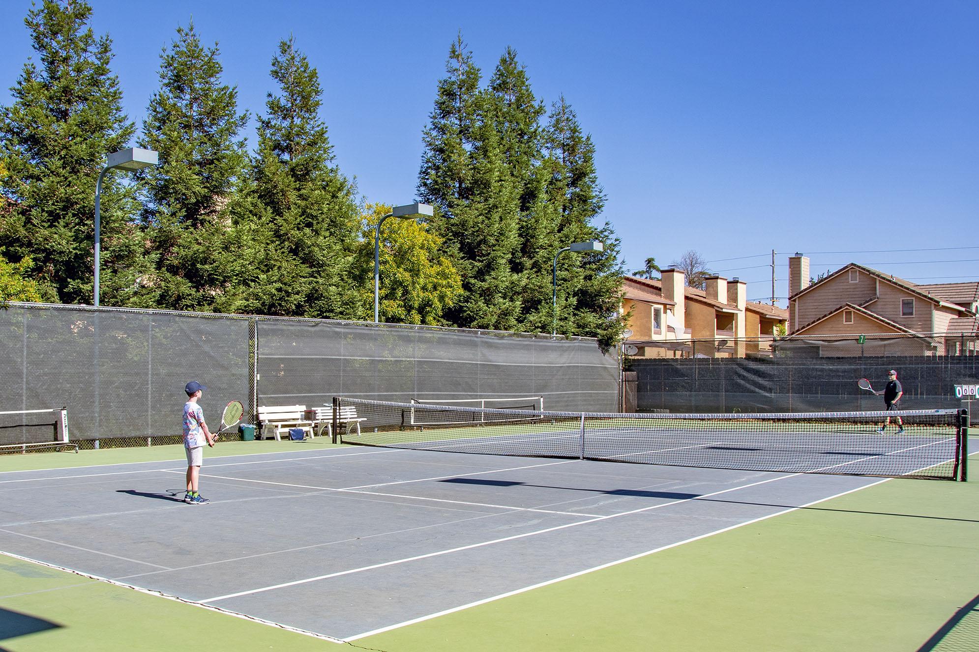 Tennis Turlock Sportresor