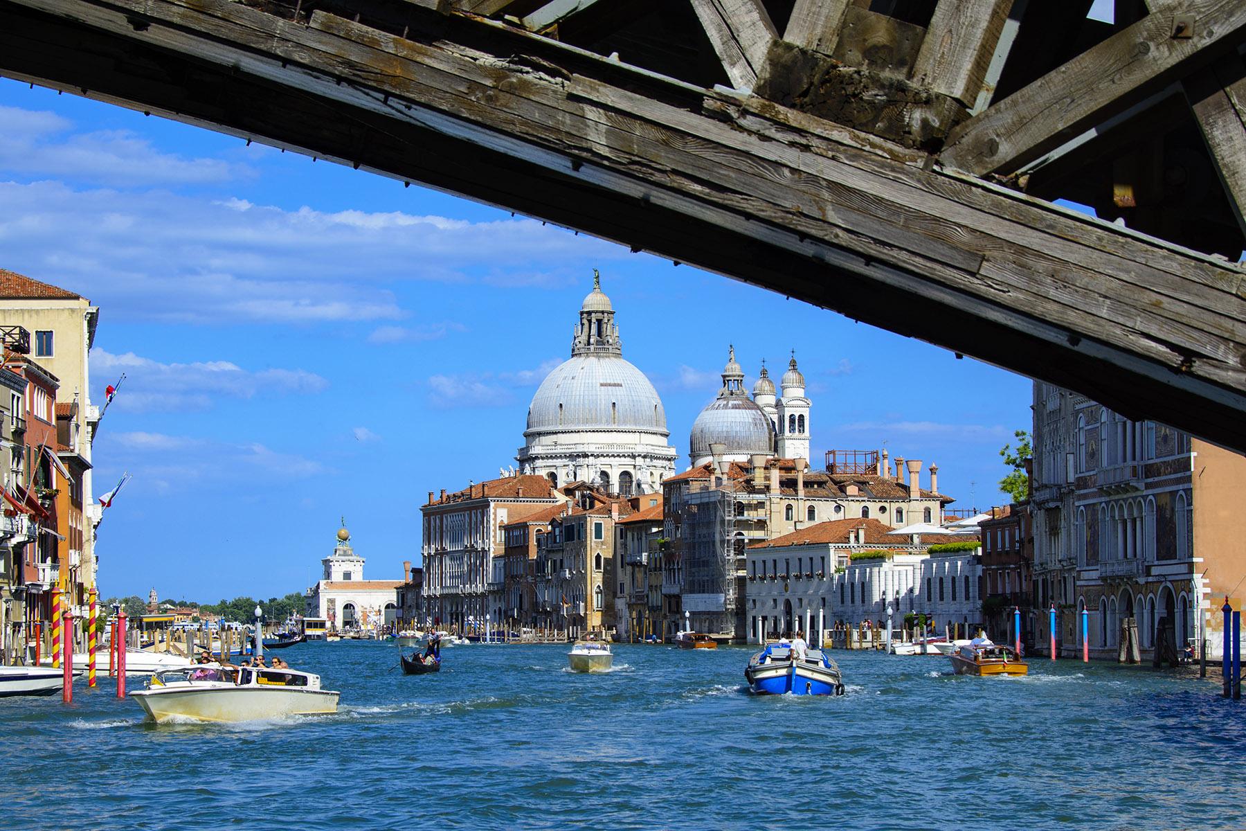 Ponte dell'Accademia Venedig
