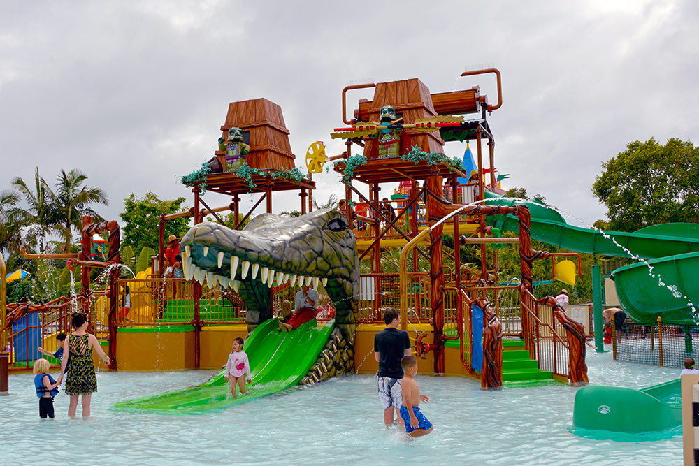 chima vattenpark legoland