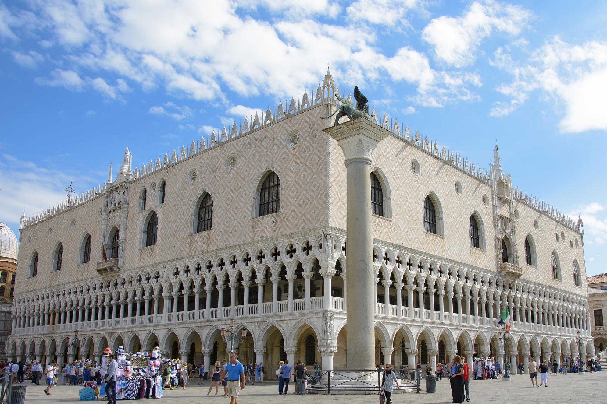 Dogepalatset i Venedig