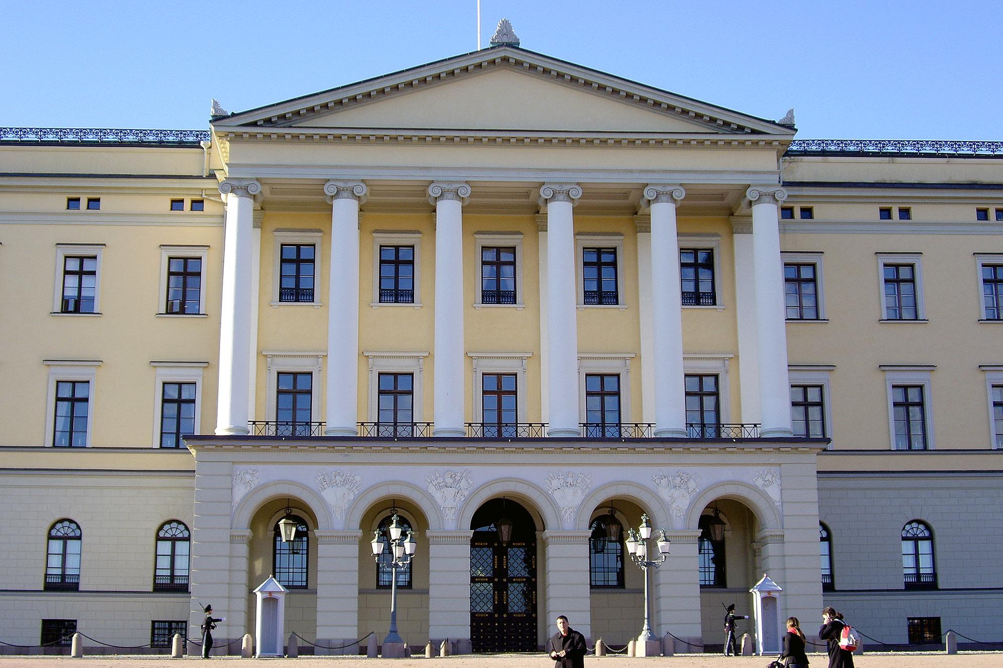Kungliga slottet Oslo