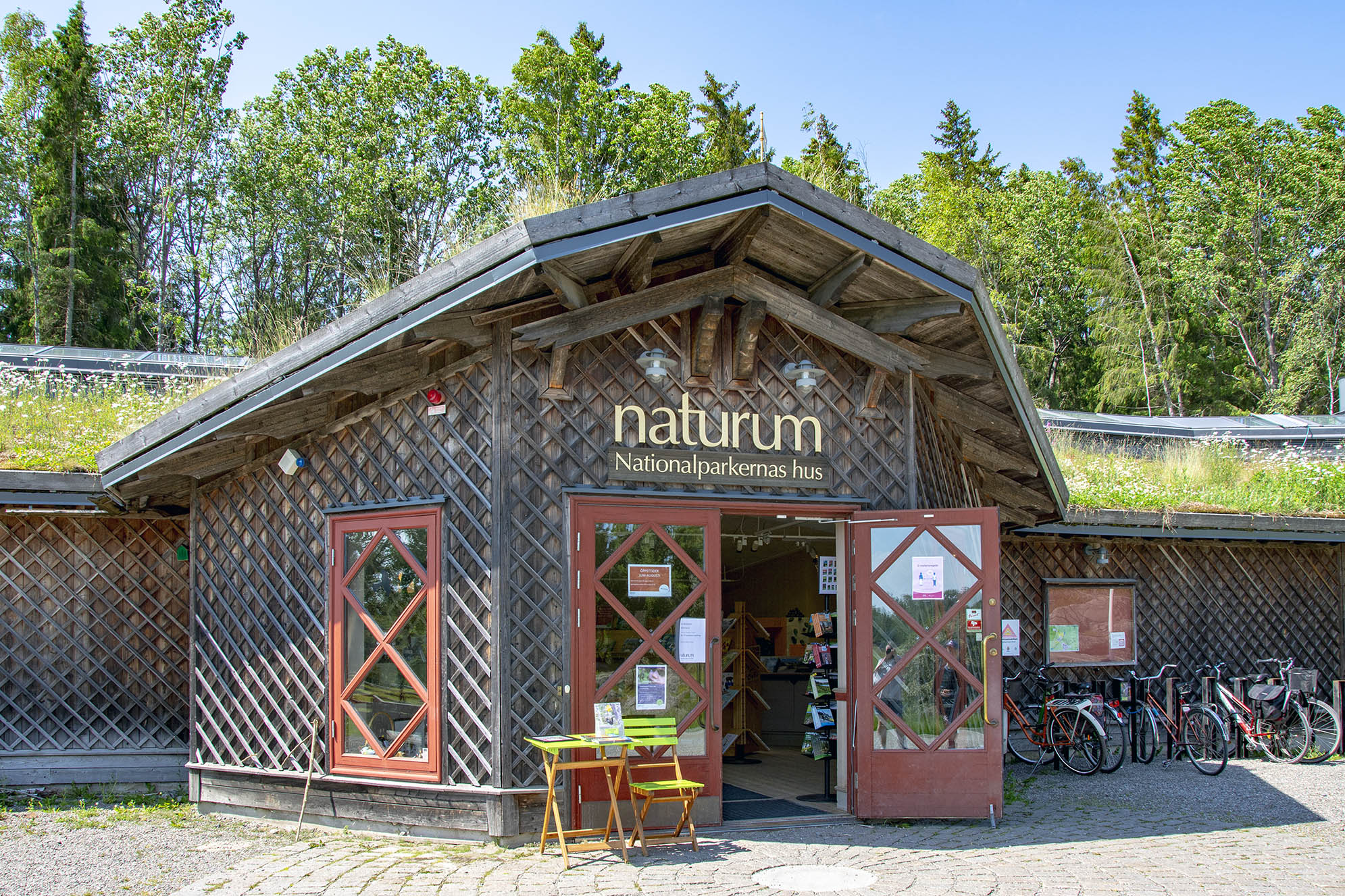 Naturum Tyresta Nationalpark
