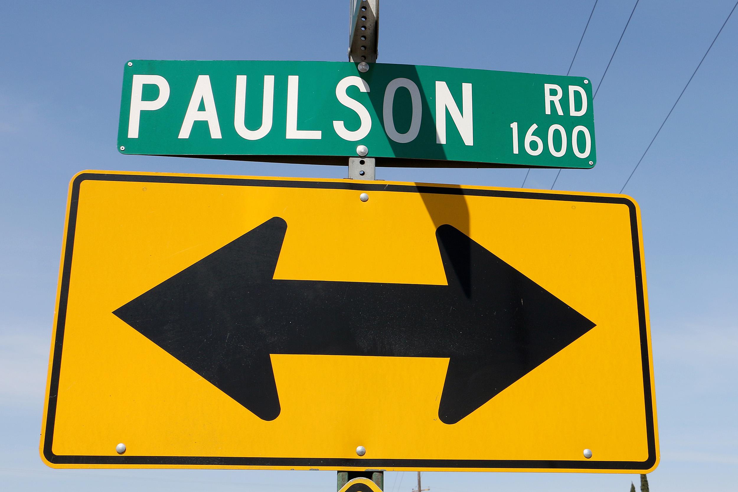 paulson road turlock