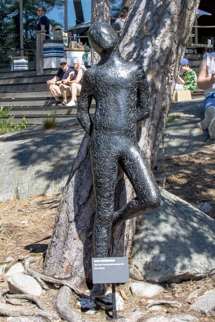 Maria Miesenberger Artipelag Skulptur i Natur