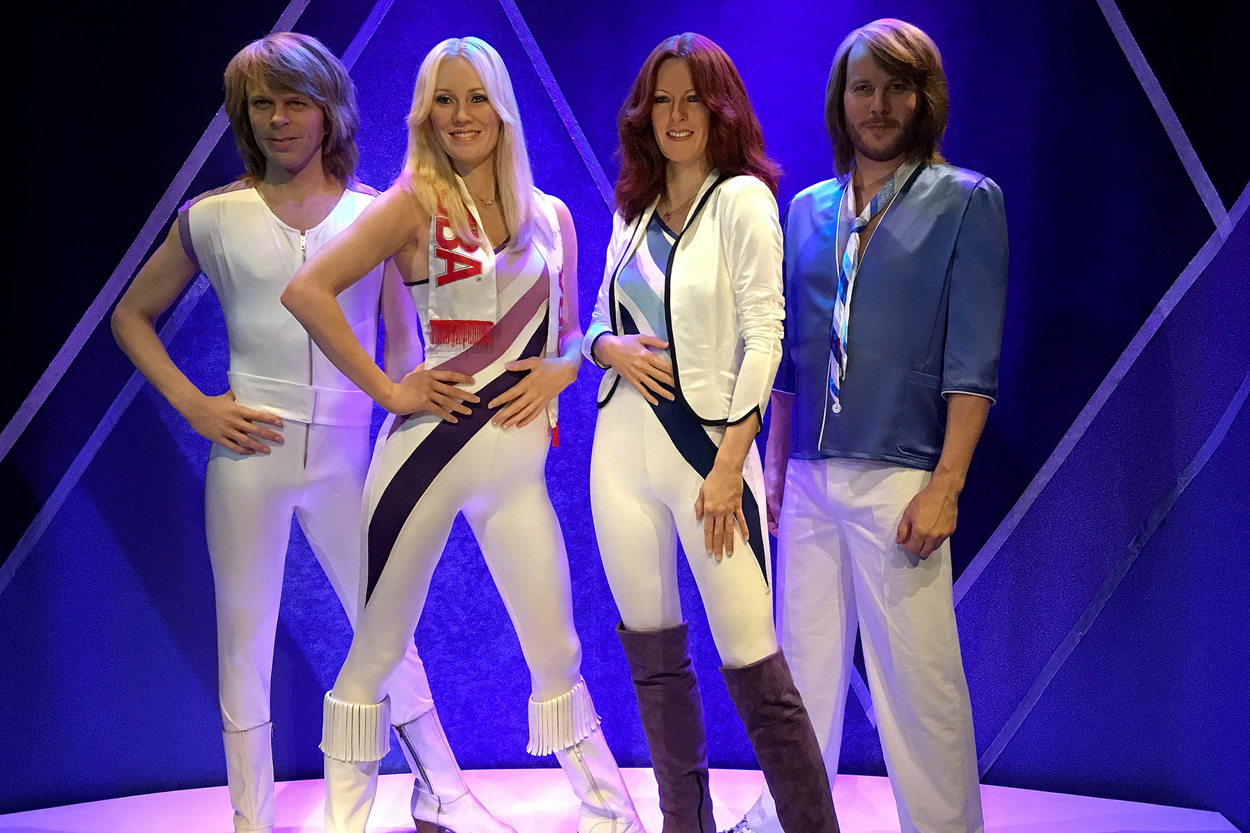 Abba the museum Stockholm