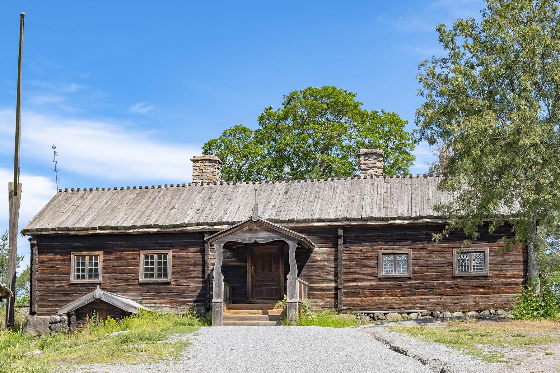 Älvrosgården Skansen Stockholm
