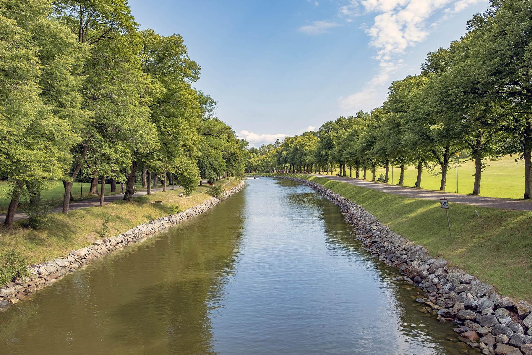 Djurgårdsbrunn Stockholm