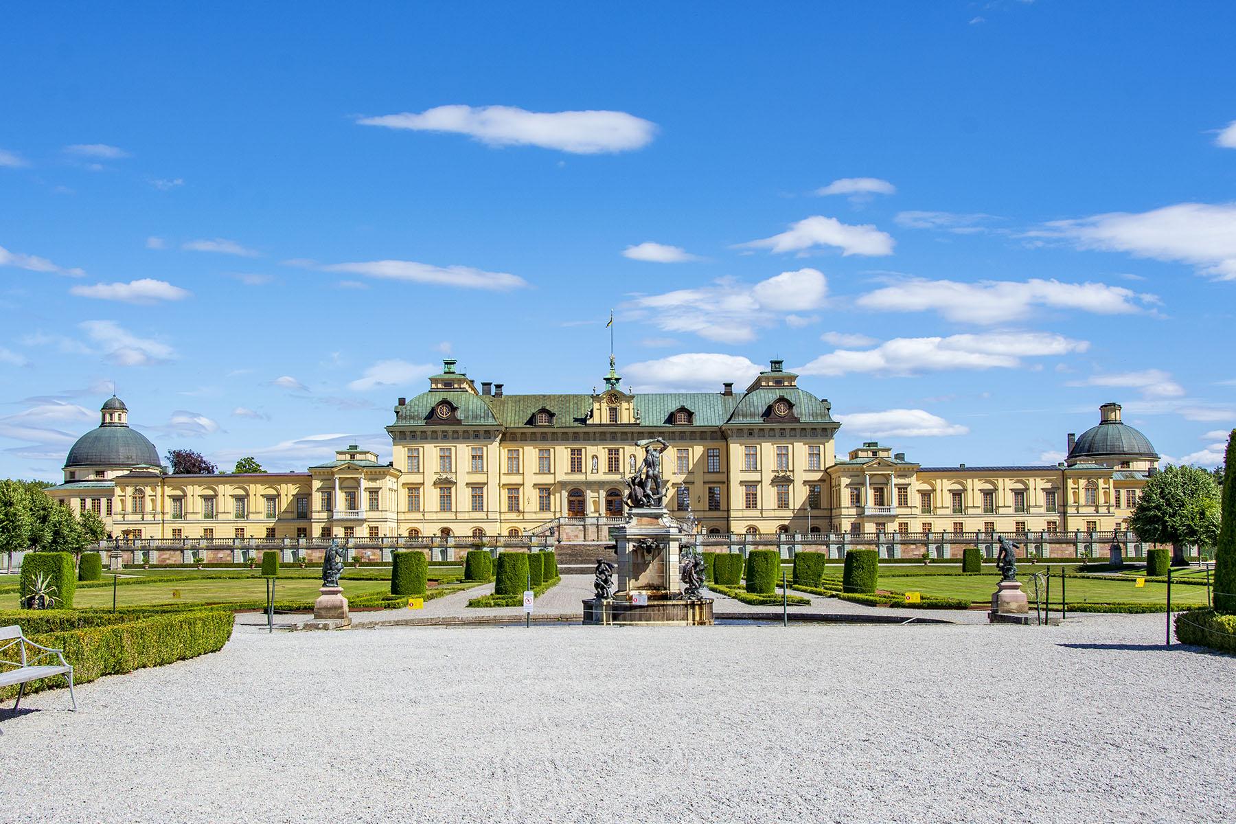 Drottningholms slott Stockholm