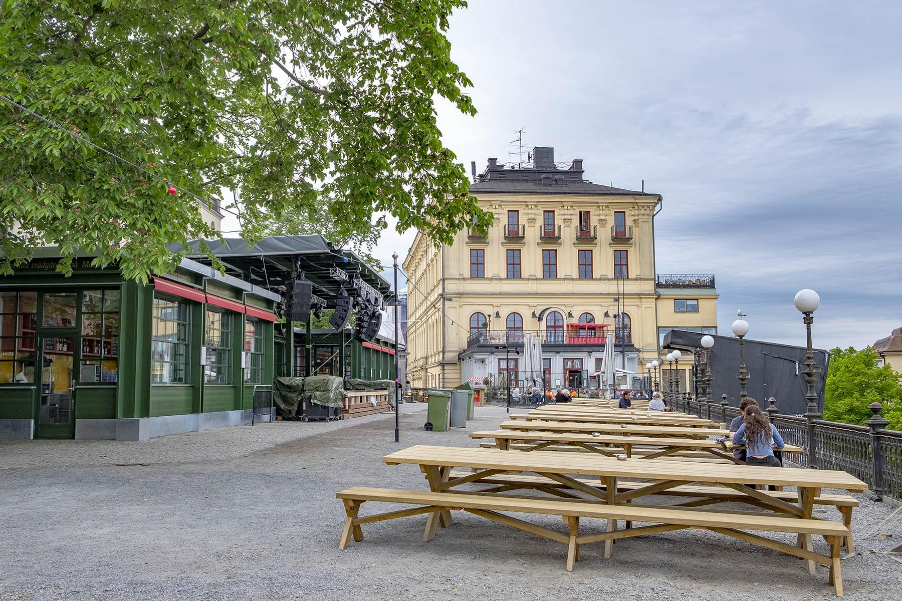 Mosebacke Stockholm