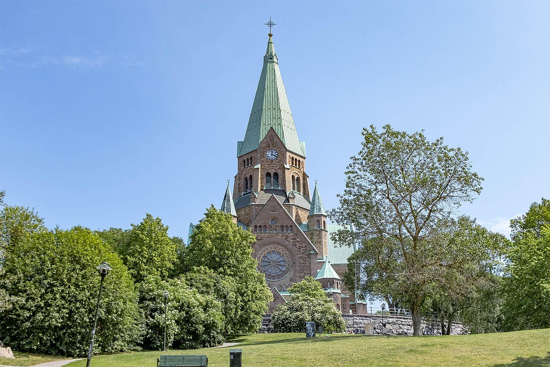 Sofia kyrka i Vita bergen