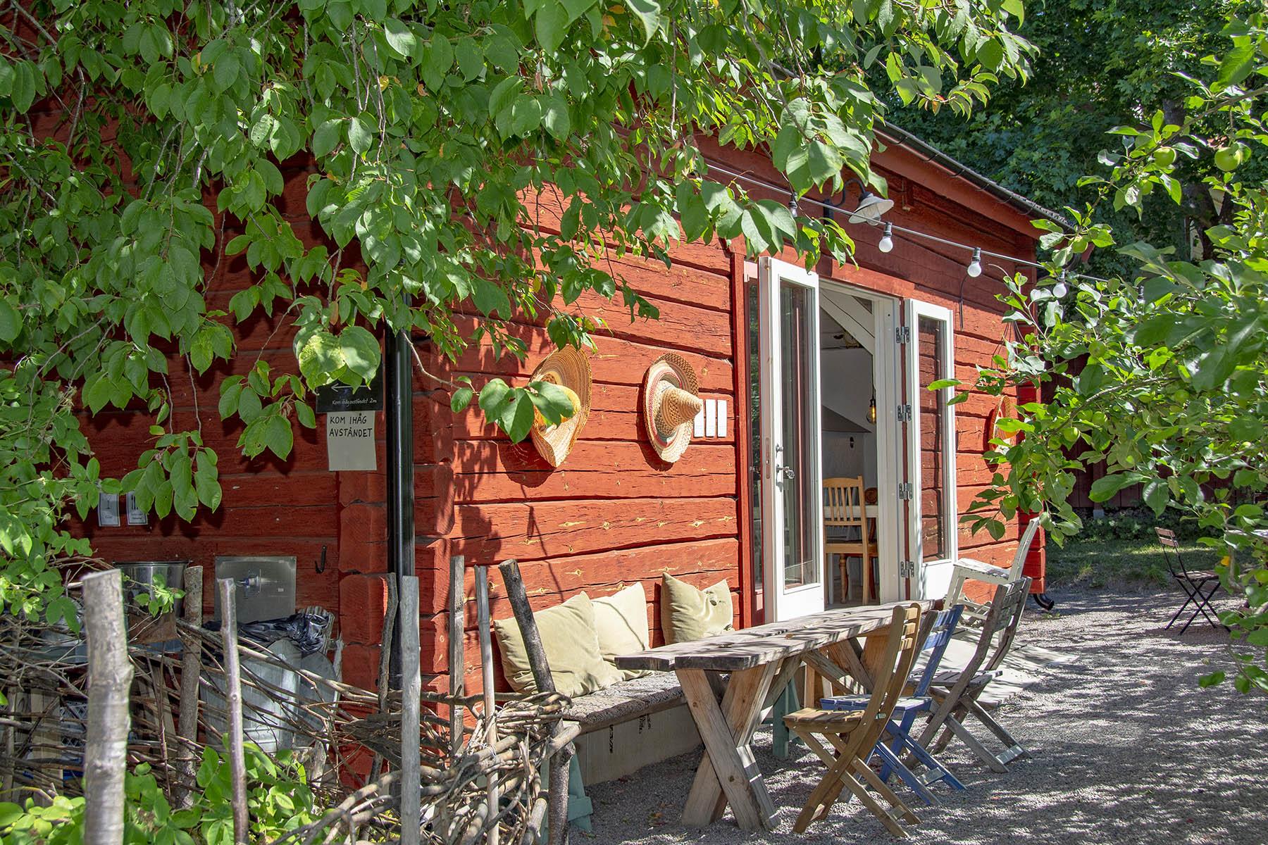 Äppelfabriken café