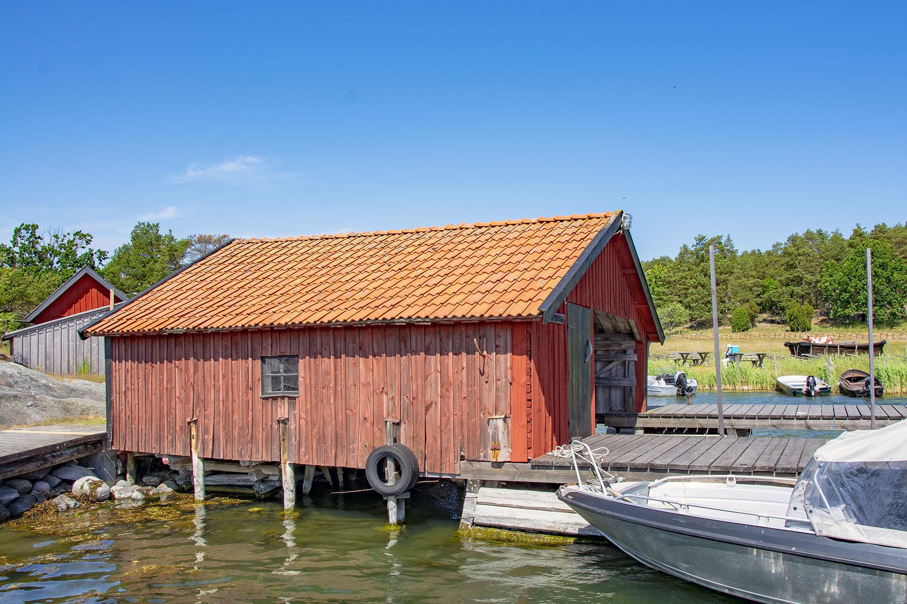 Sjöbod Stendörrens naturreservat